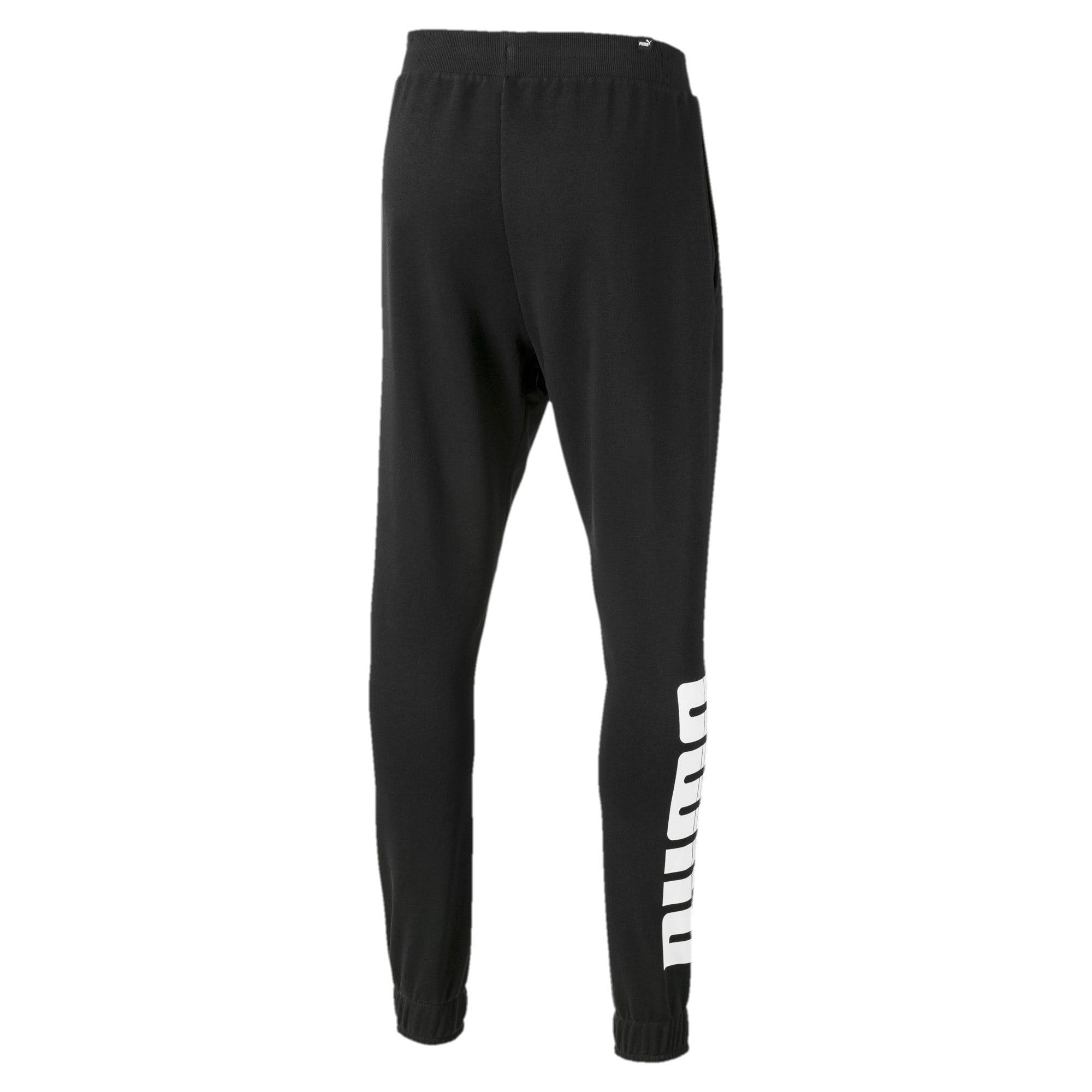 Thumbnail 5 of Rebel Bold Men's Pants, Puma Black, medium
