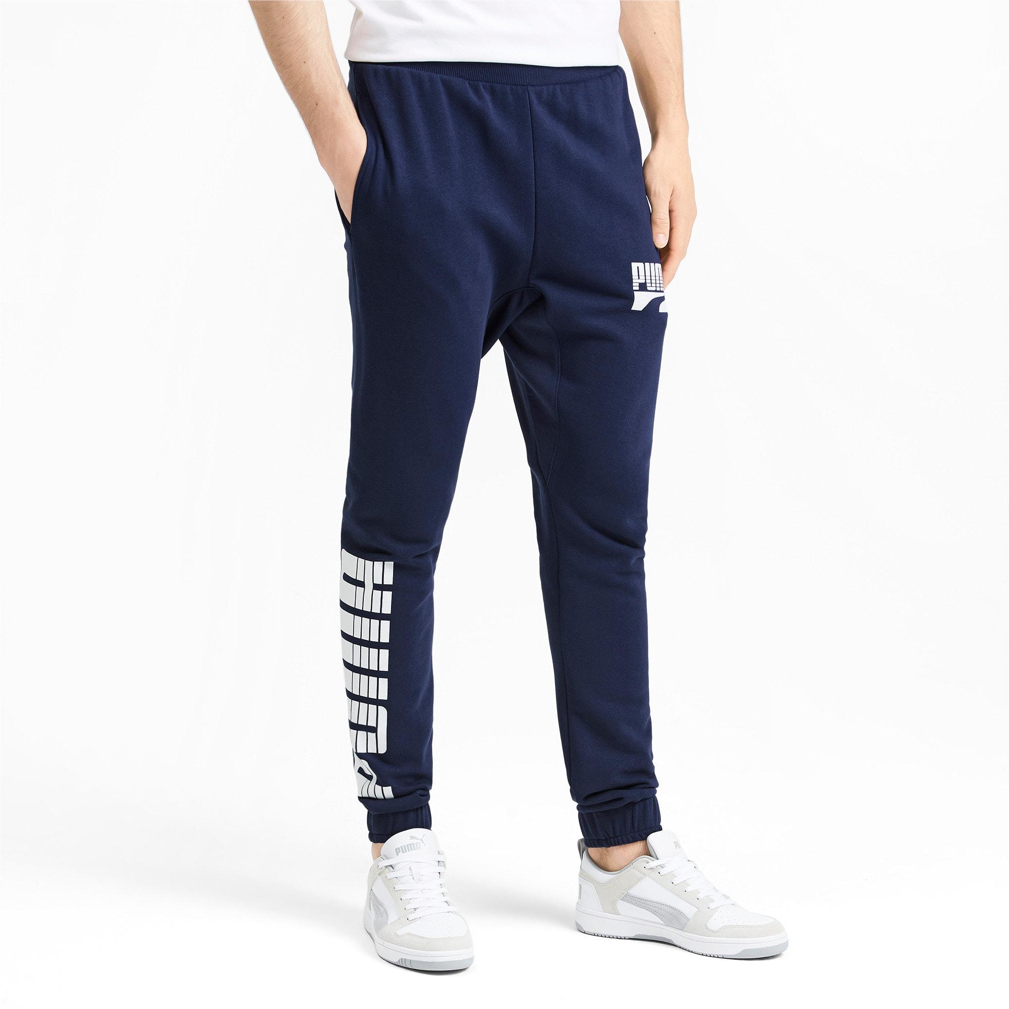 Miniatura 2 de Pantalones Rebel Bold para hombre, Peacoat, mediano