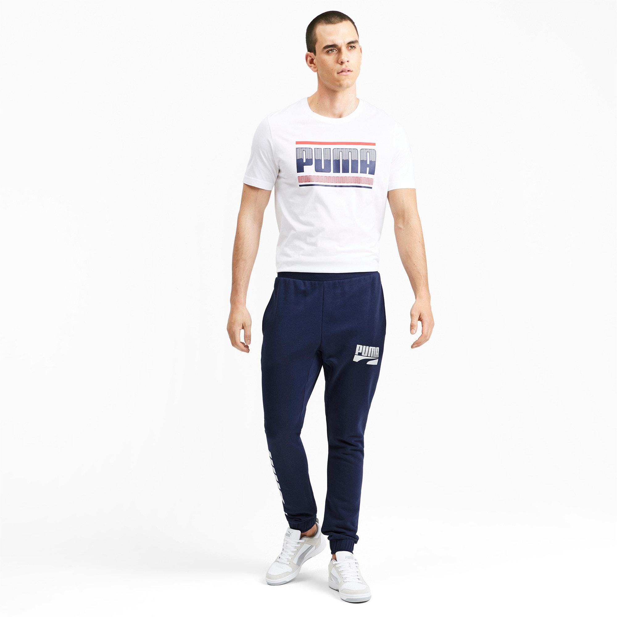 Miniatura 4 de Pantalones Rebel Bold para hombre, Peacoat, mediano