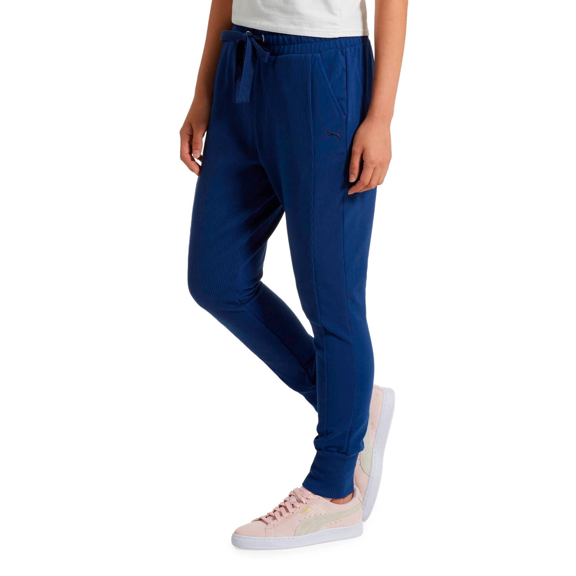 Thumbnail 2 of Fusion Sweatpants, Blue Depths, medium