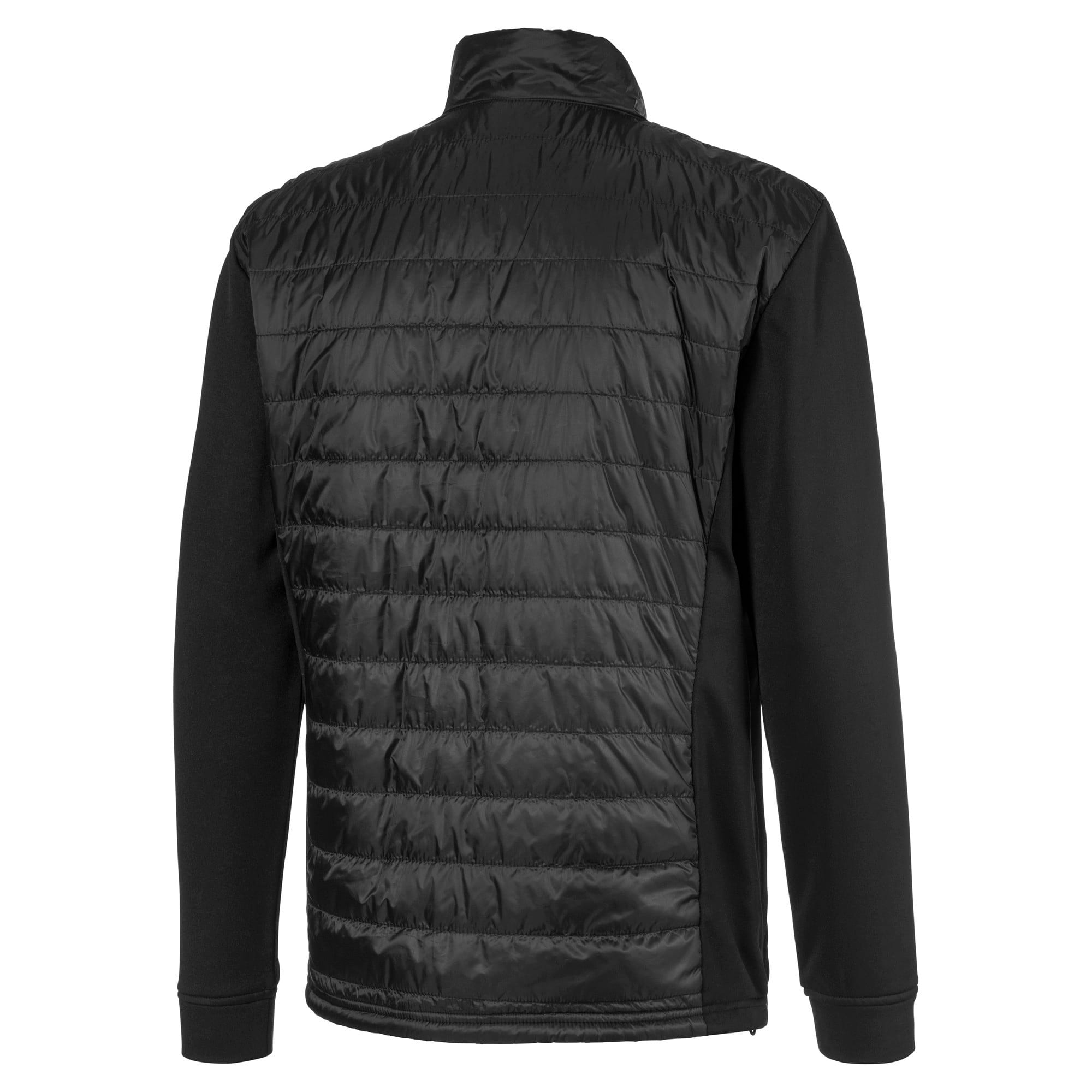 Thumbnail 6 of Quilted Primaloft® Men's Golf Jacket, Puma Black, medium