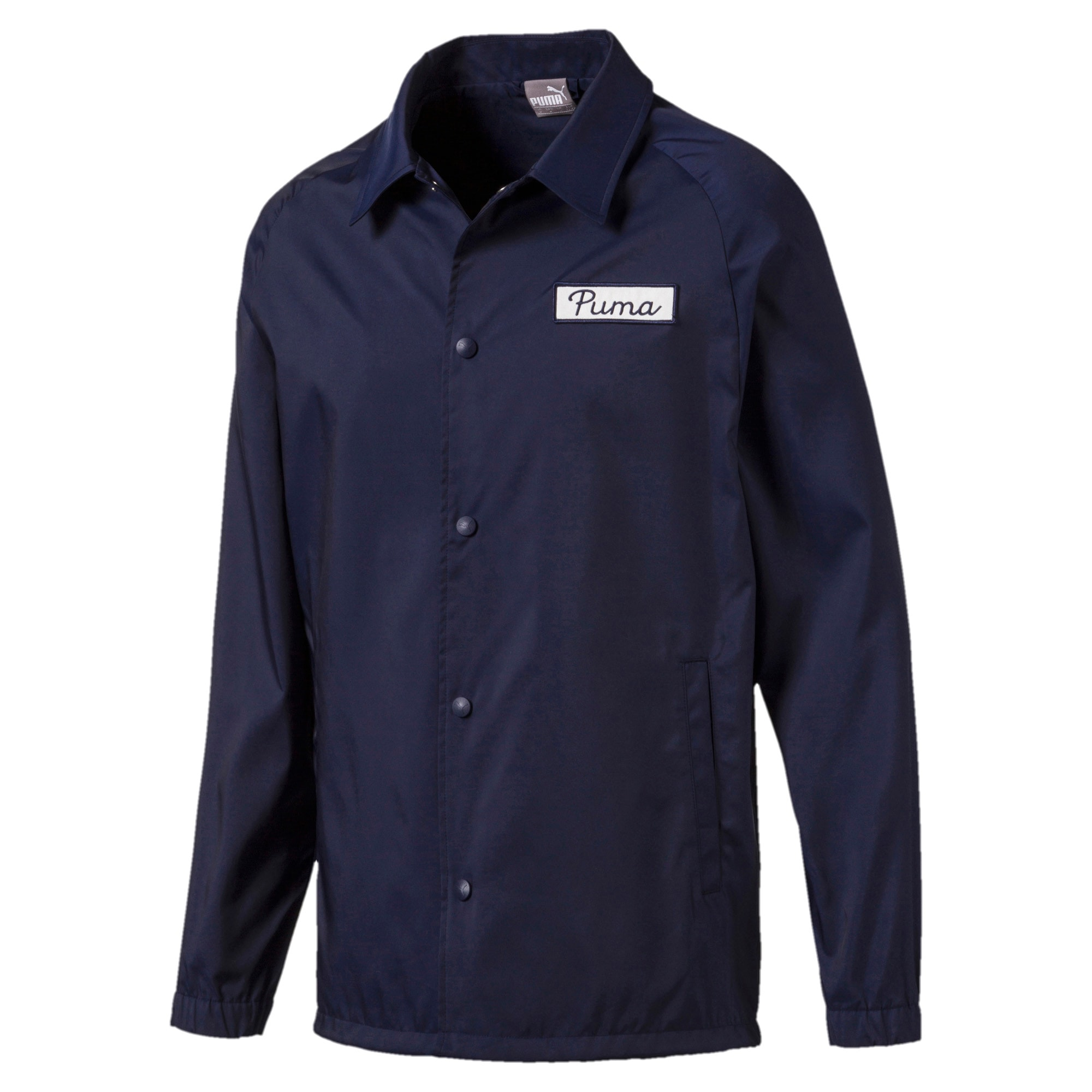 Thumbnail 5 of Blouson Coaches Golf pour homme, Peacoat, medium