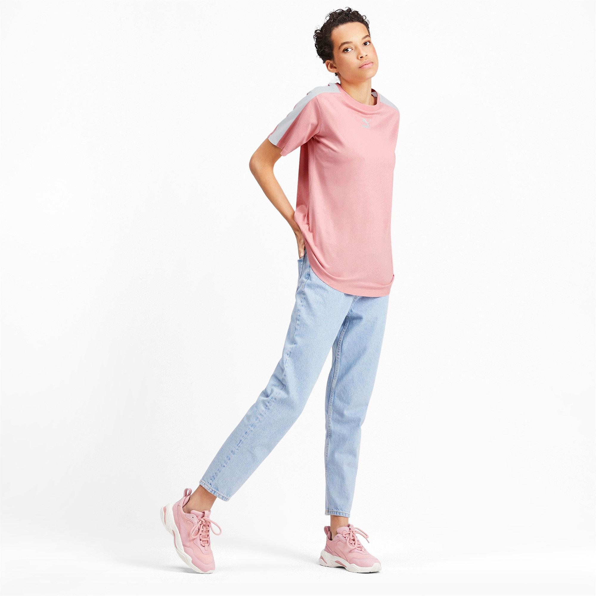 Miniatura 3 de Camiseta Classics T7 para mujer, Bridal Rose, mediano