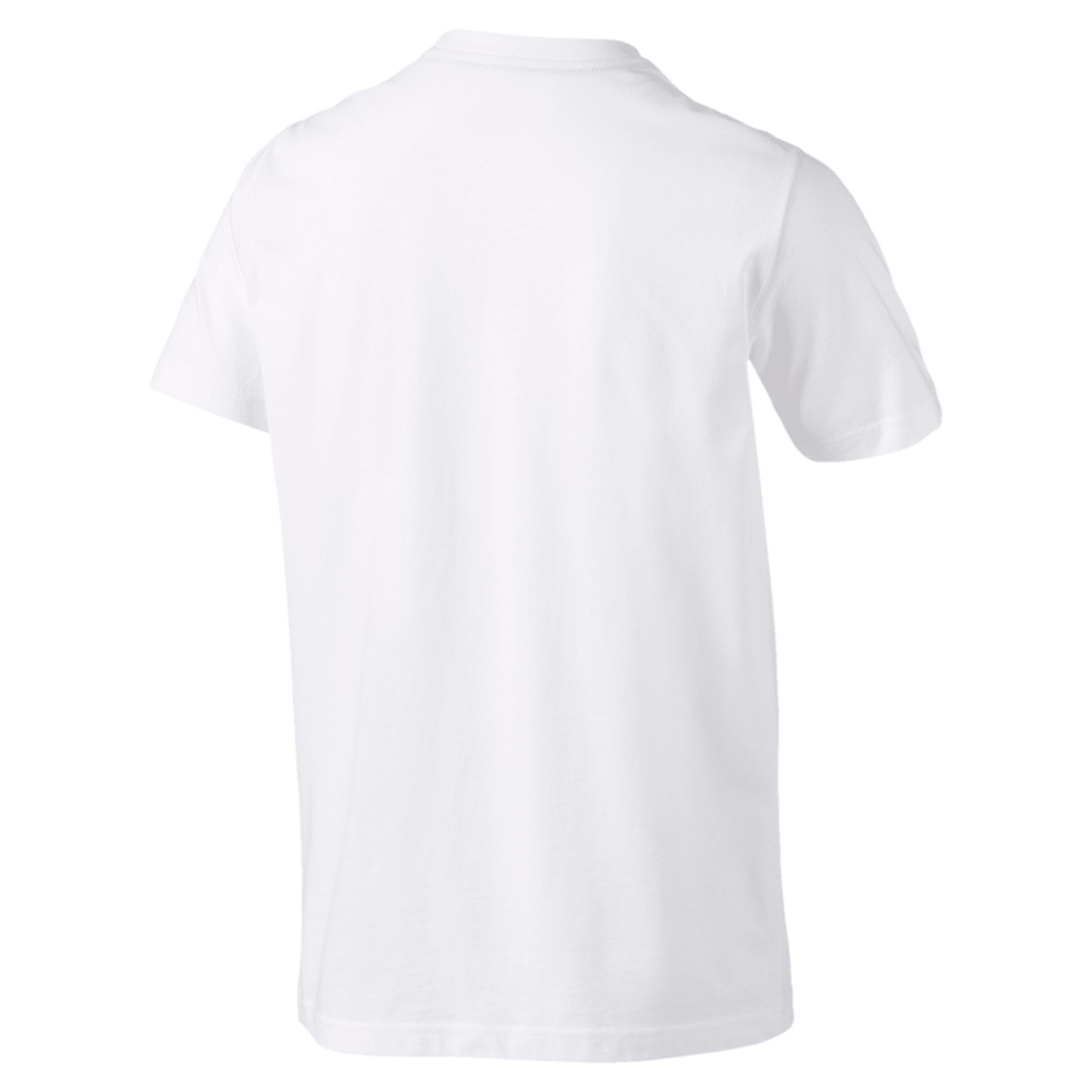 Miniatura 2 de Camiseta Red Bull Racing Street para hombre, Puma White, mediano