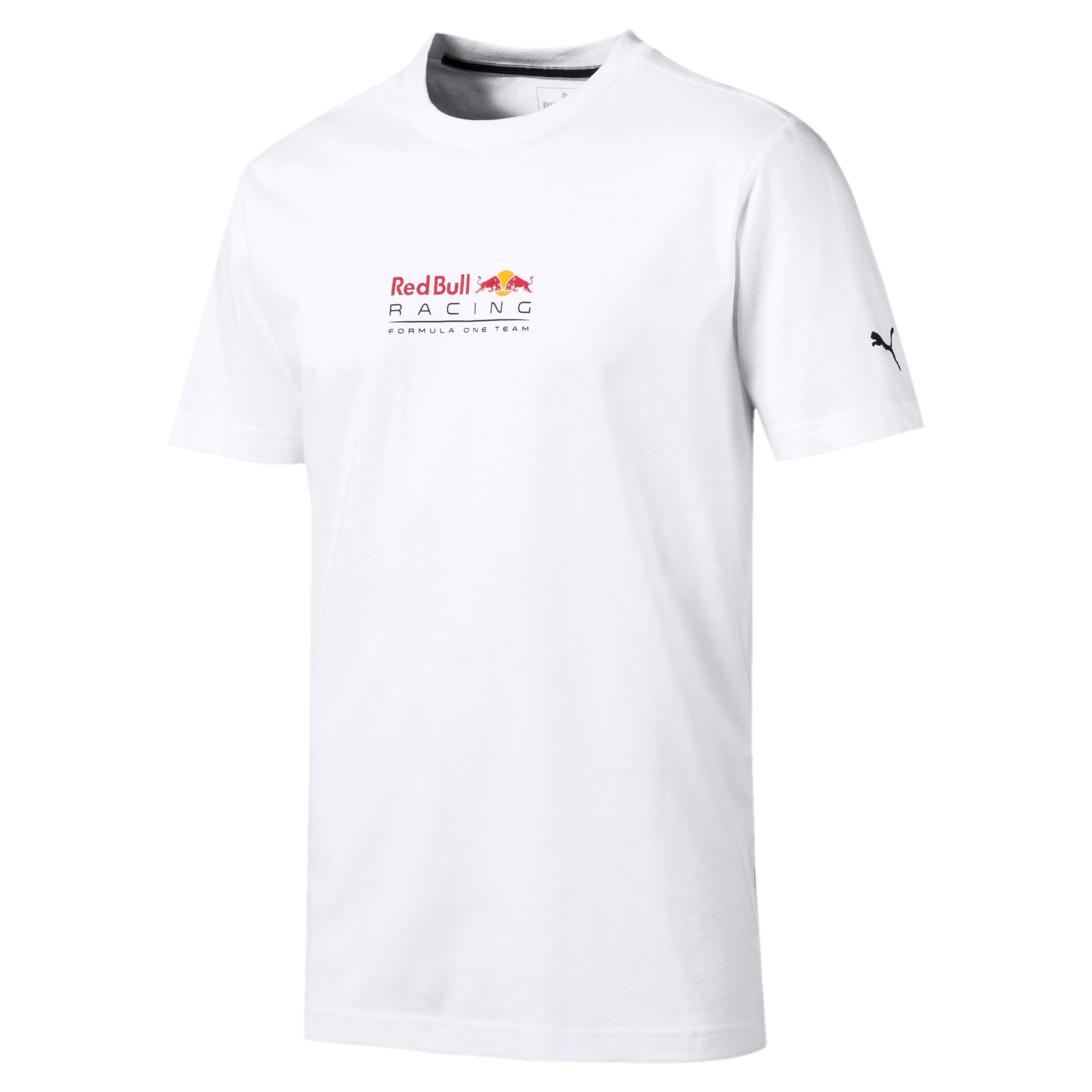 Thumbnail 1 of Red Bull Racing Dynamic Bull Men's Tee, Puma White, medium
