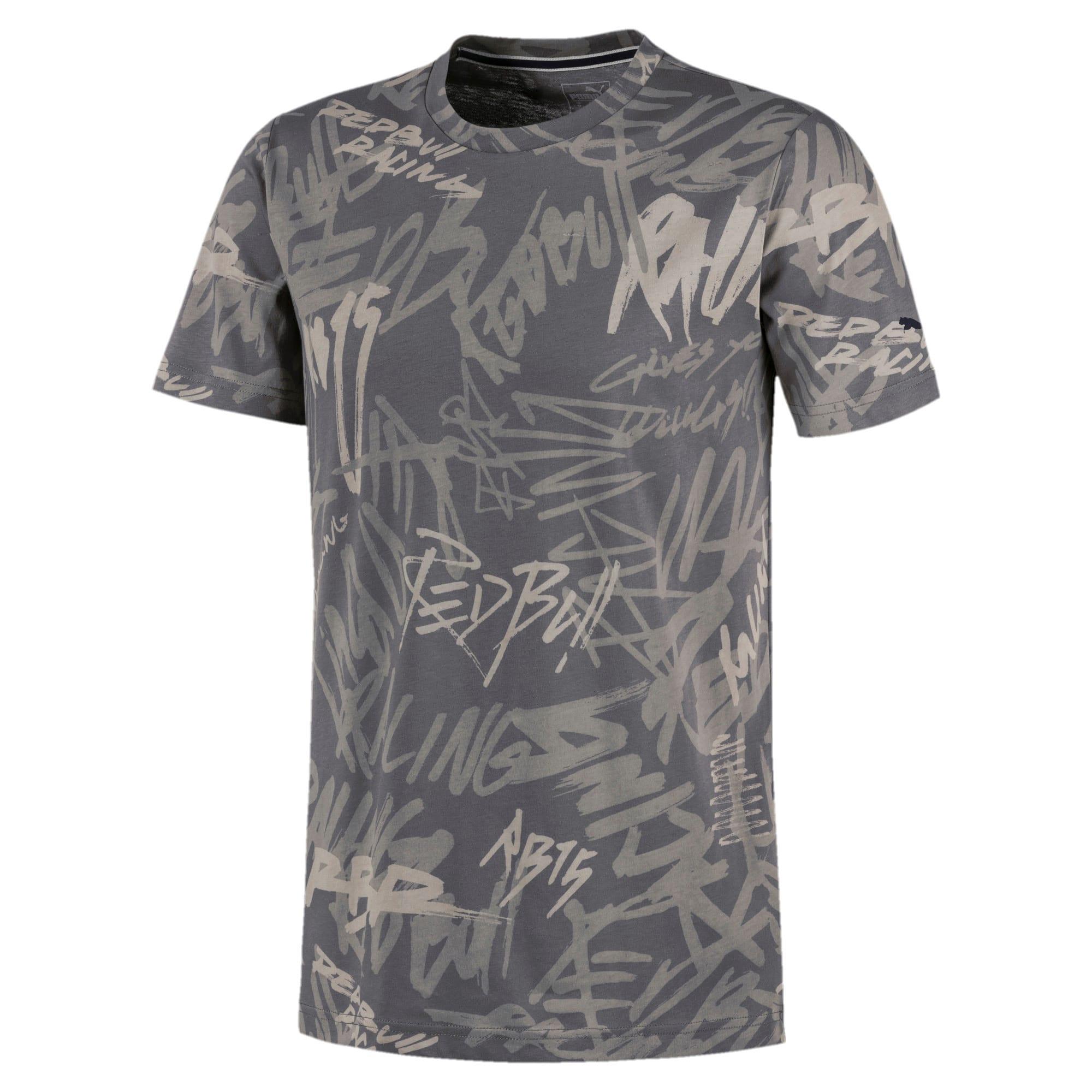 Miniatura 1 de Camiseta Red Bull AOP para hombre, CASTLEROCK, mediano