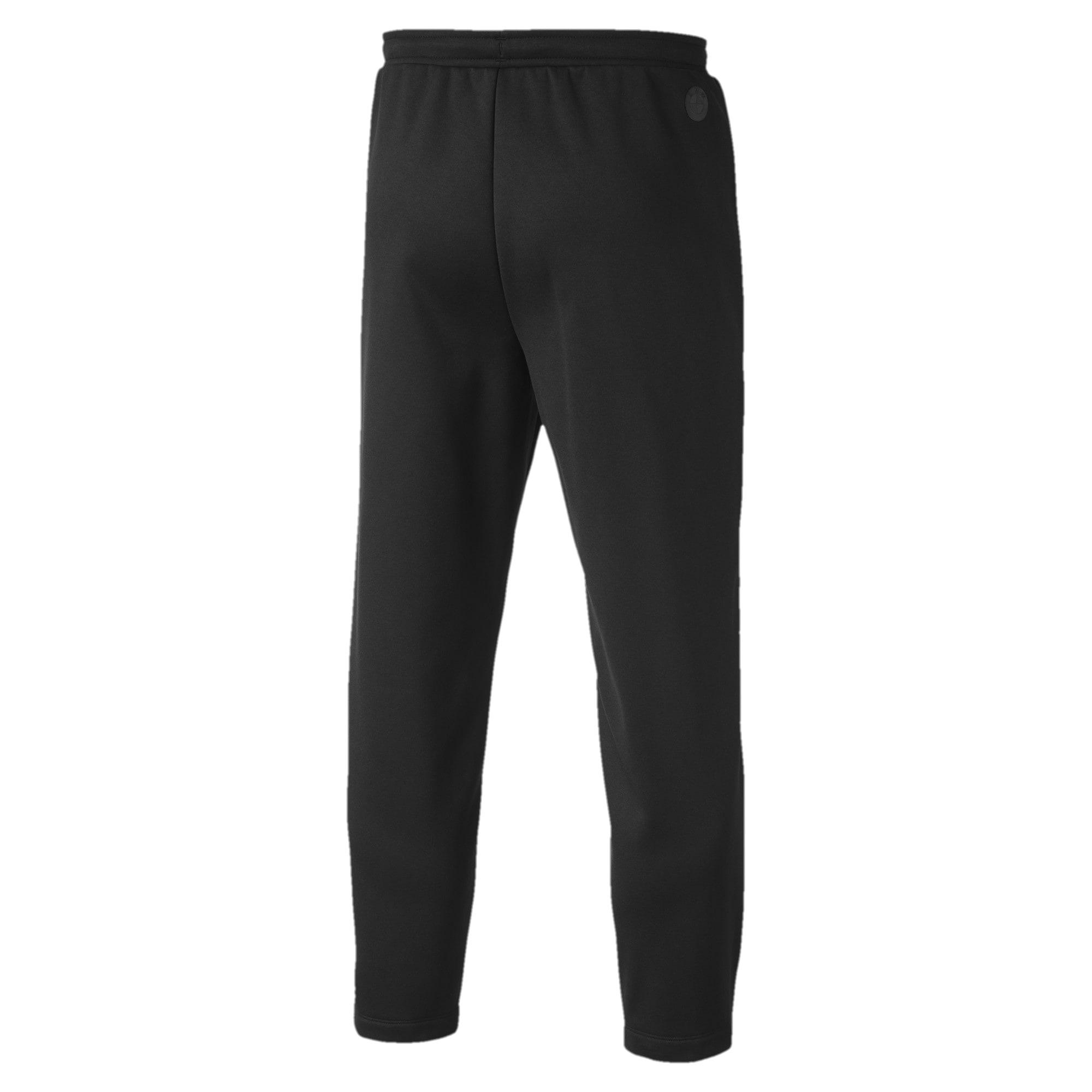 Miniatura 2 de Pantalones deportivos BMW M  Motorsport Life para hombre, Puma Black, mediano