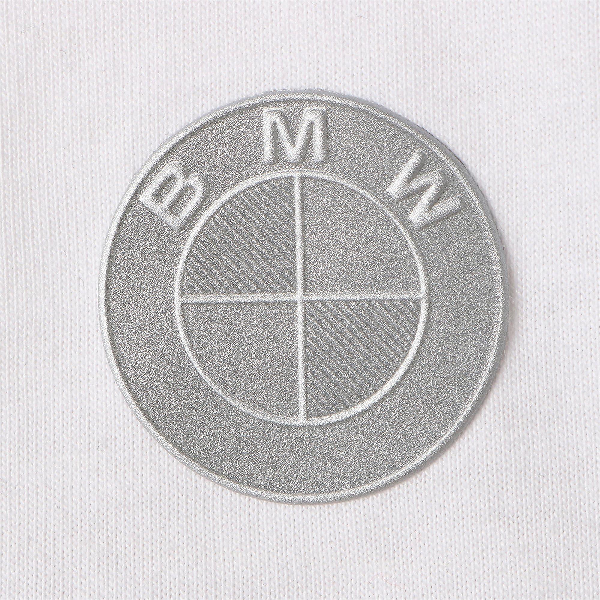 Thumbnail 8 of BMW MMS ライフ Tシャツ, Puma White, medium-JPN