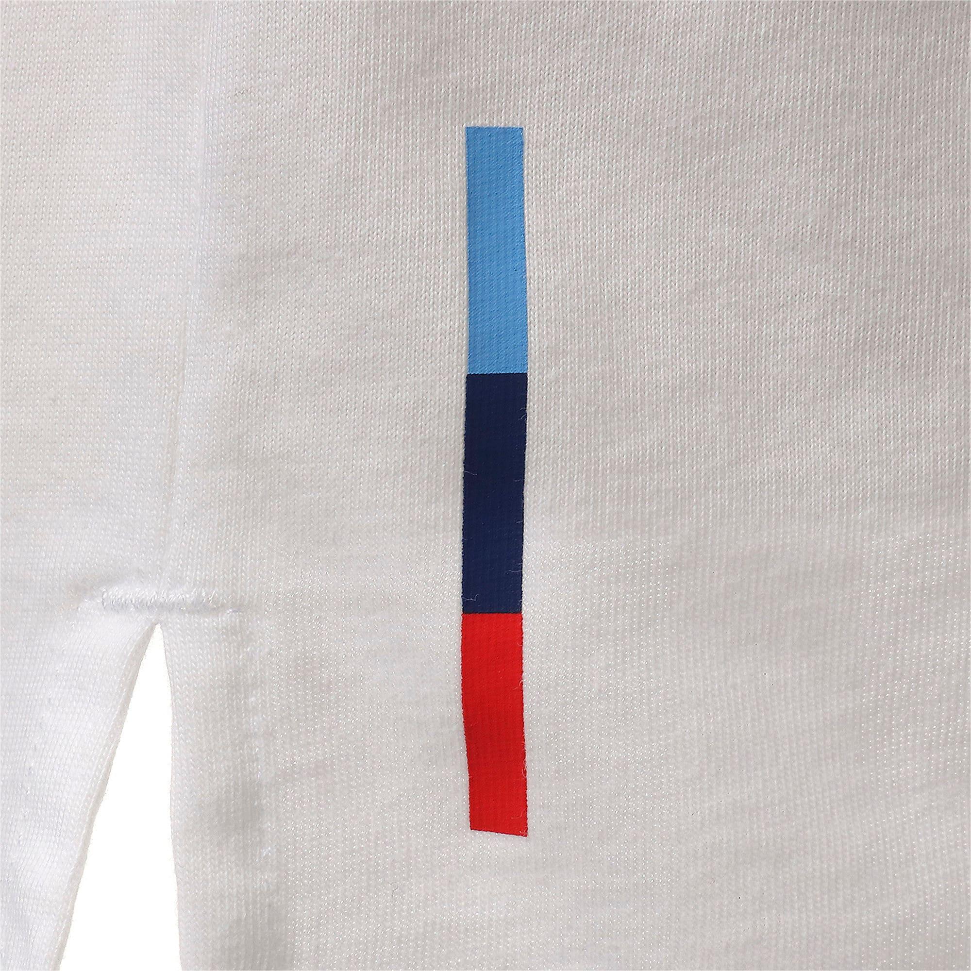 Thumbnail 9 of BMW MMS ライフ Tシャツ, Puma White, medium-JPN