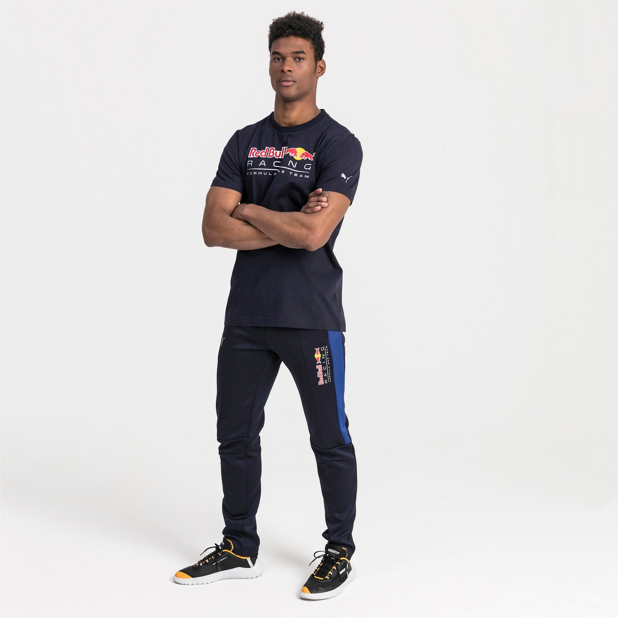 Thumbnail 3 of Red Bull Racing T7 Men's Track Pants, NIGHT SKY, medium