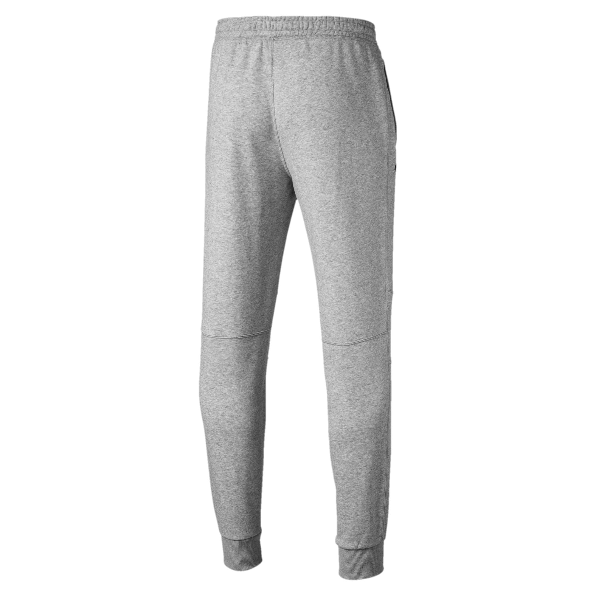 Thumbnail 2 of Red Bull Racing Logo Men's Sweatpants, Light Gray Heather, medium