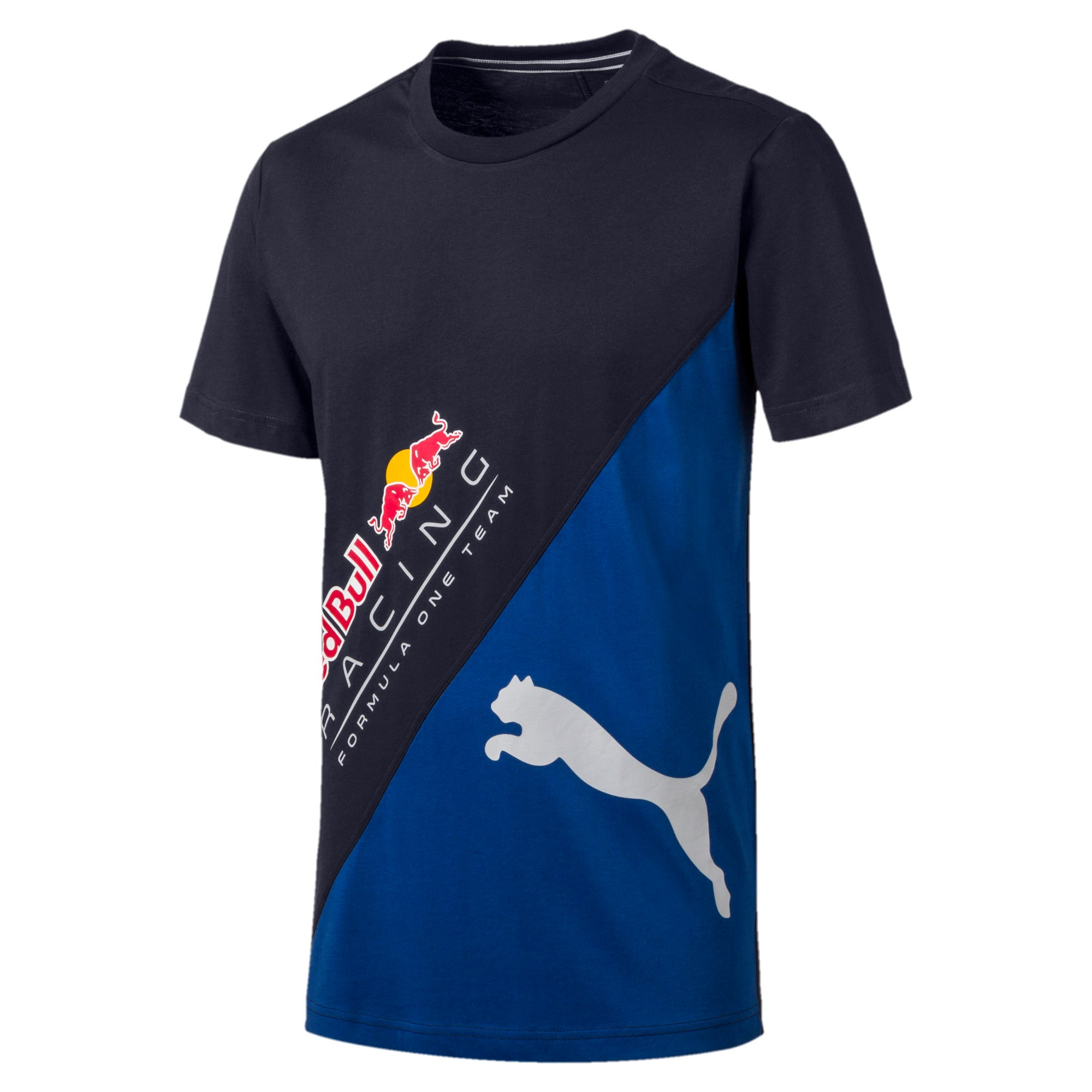 Thumbnail 1 of Red Bull Racing Men's Logo Tee +, NIGHT SKY, medium