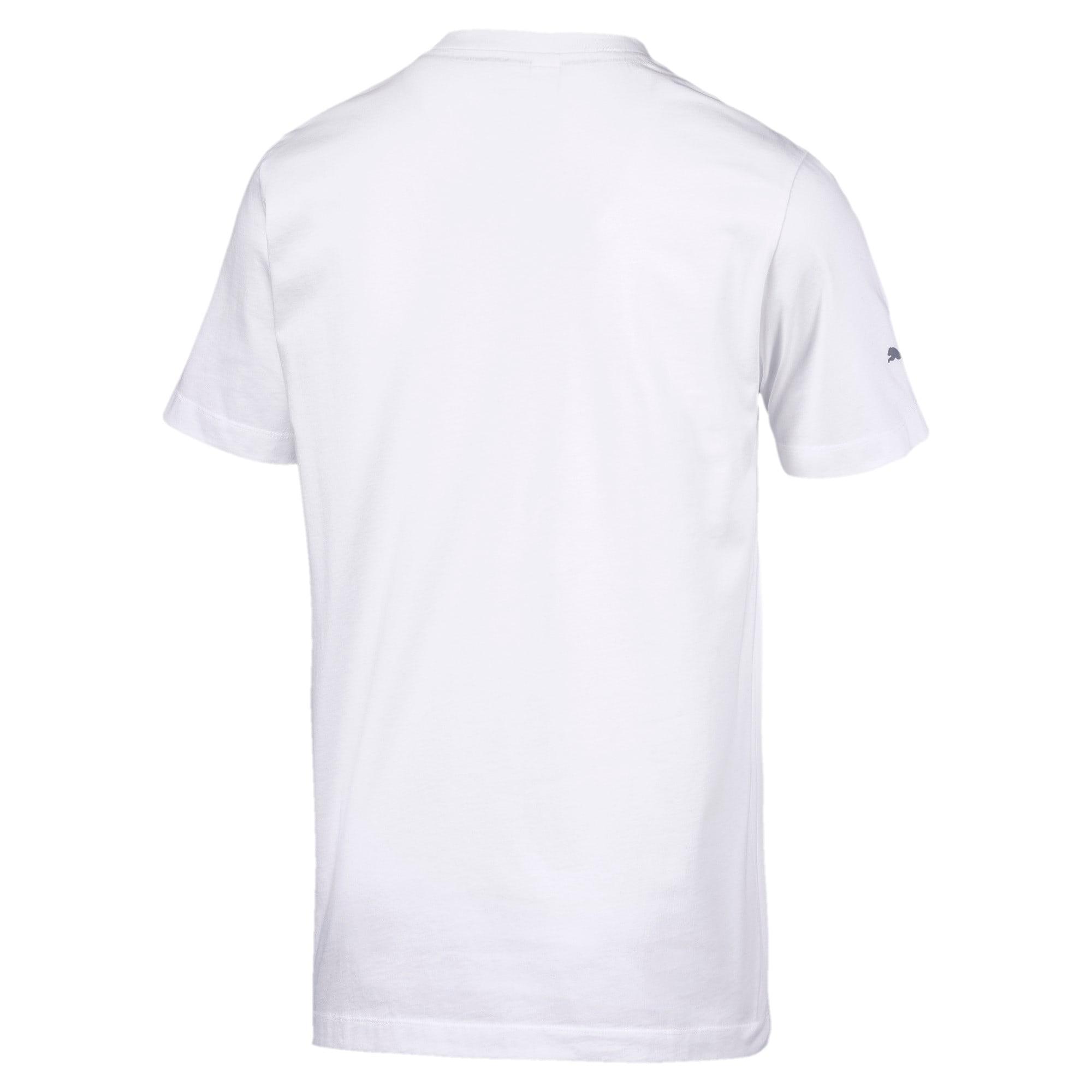 Miniatura 2 de Camiseta con estampa BMW M Motorsport Life para hombre, Puma White, mediano