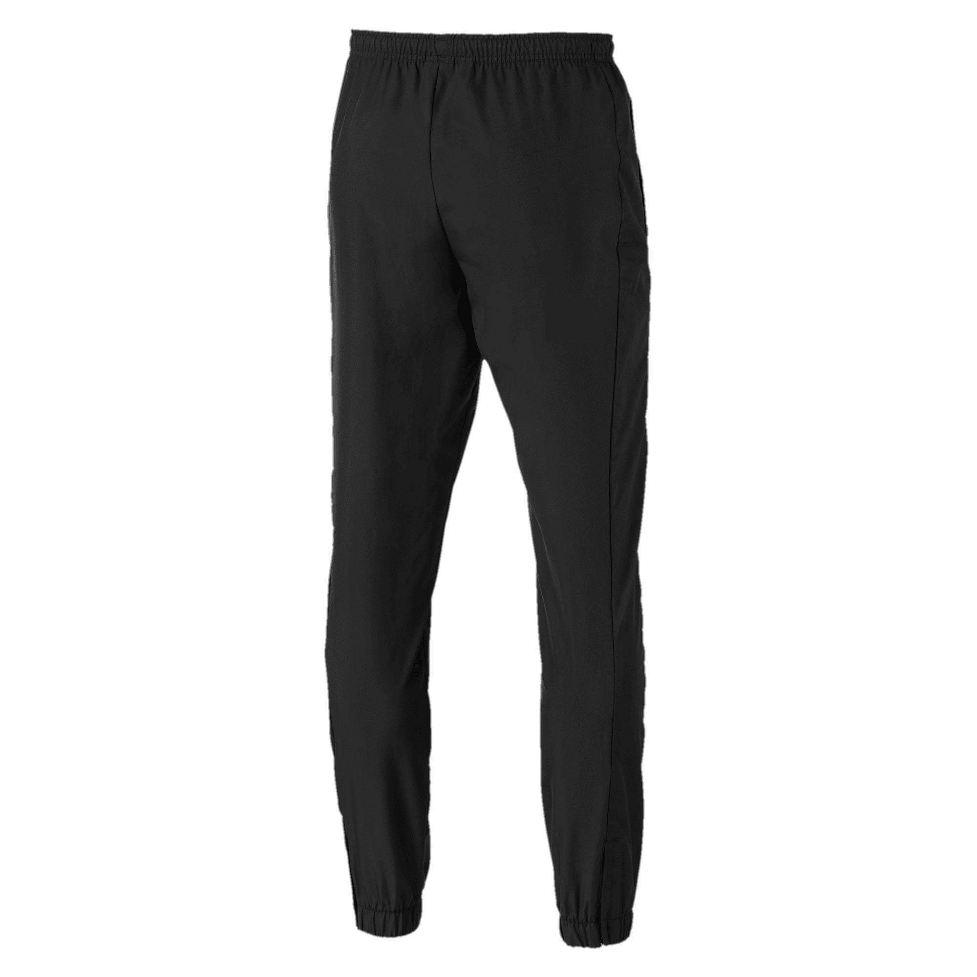 Miniatura 2 de Pantalones de punto BMW M Motorsport para hombre, Puma Black, mediano