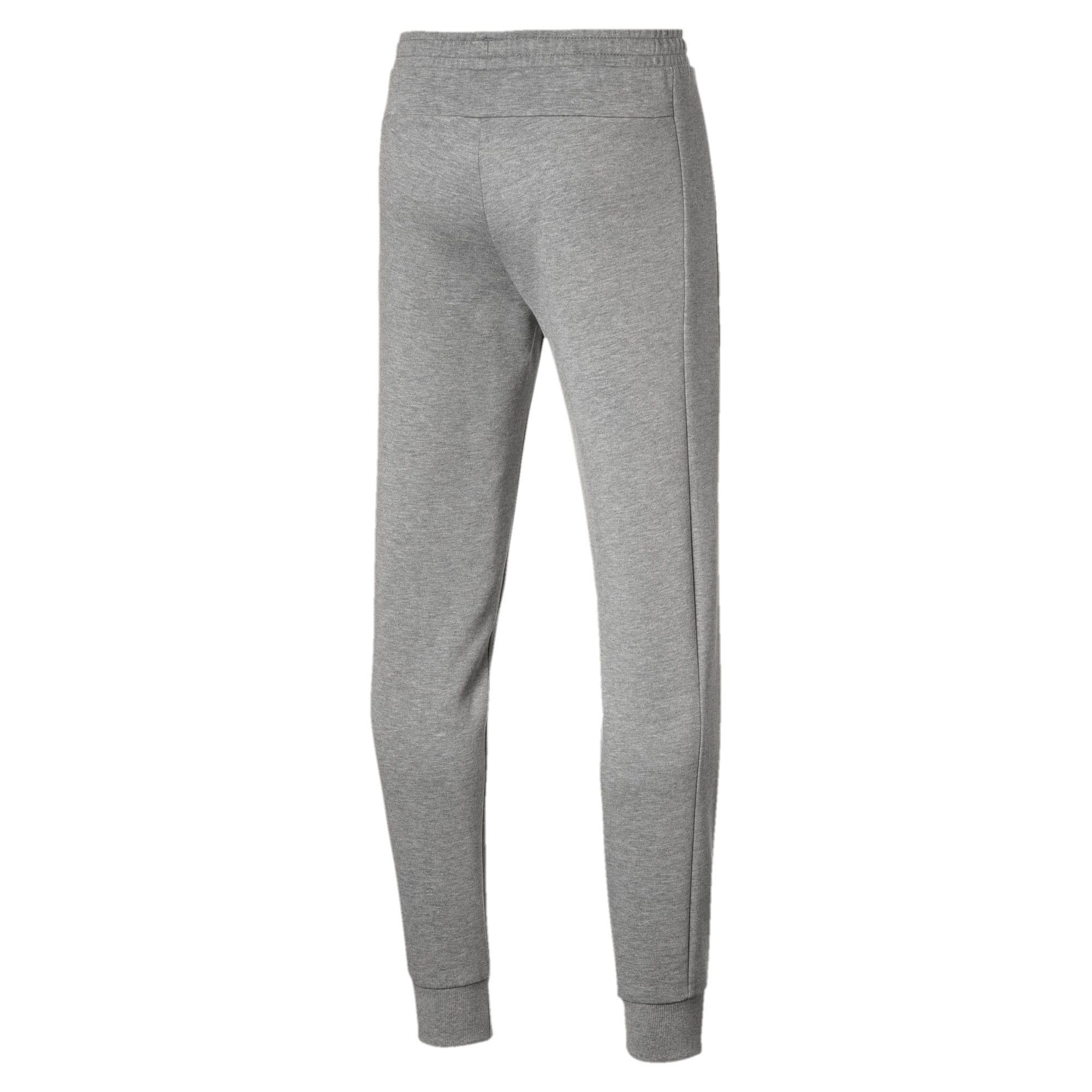 Thumbnail 2 of BMW M Motorsport Knitted Men's Sweatpants, Medium Gray Heather, medium