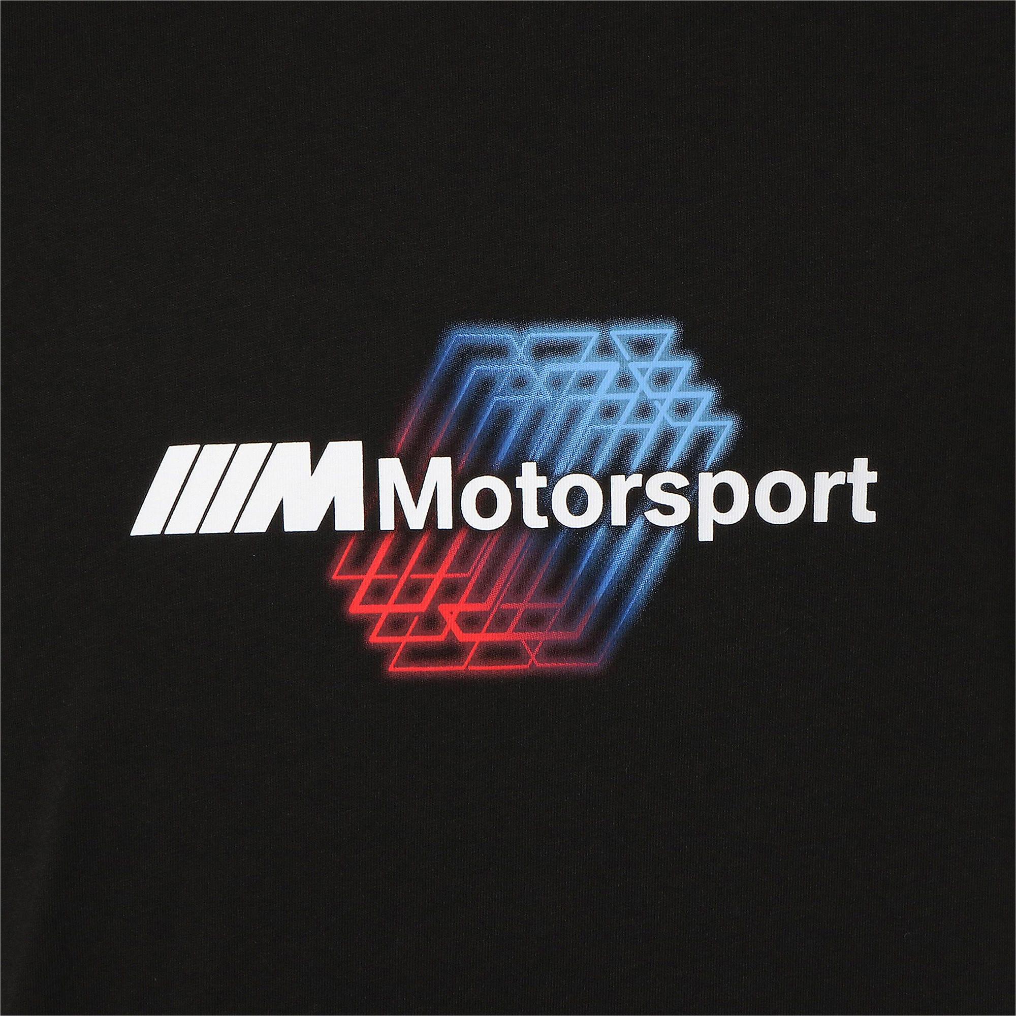 Thumbnail 10 of BMW MMS ロゴ Tシャツ +, Puma Black, medium-JPN