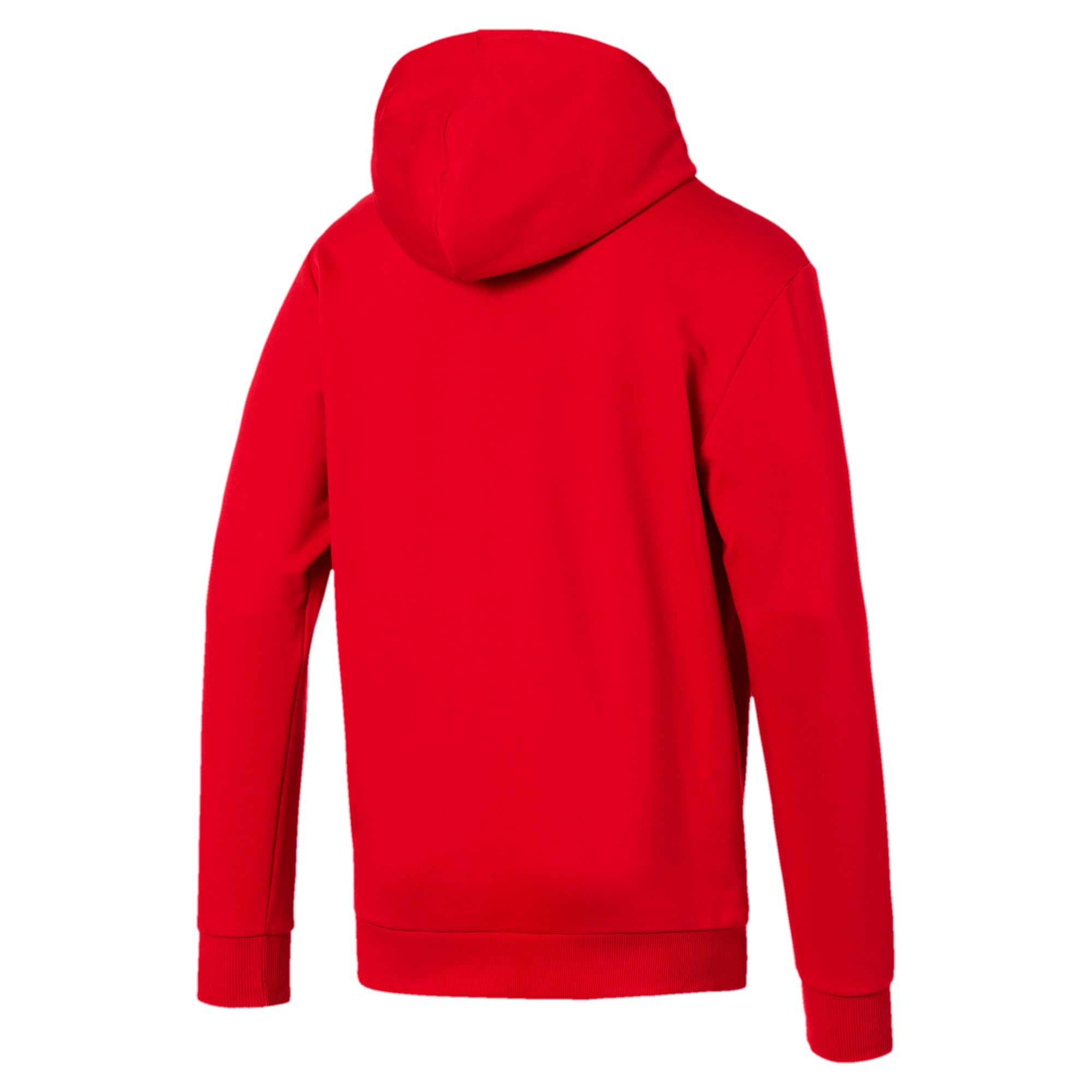 Thumbnail 5 of Classics Men's Logo Hoodie, High Risk Red--logo combo, medium
