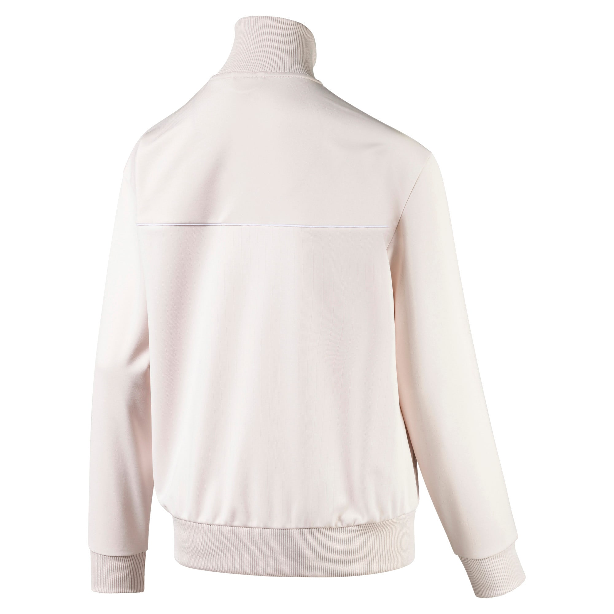 Thumbnail 5 of Classics Poly Women's Track Jacket, Pastel Parchment, medium