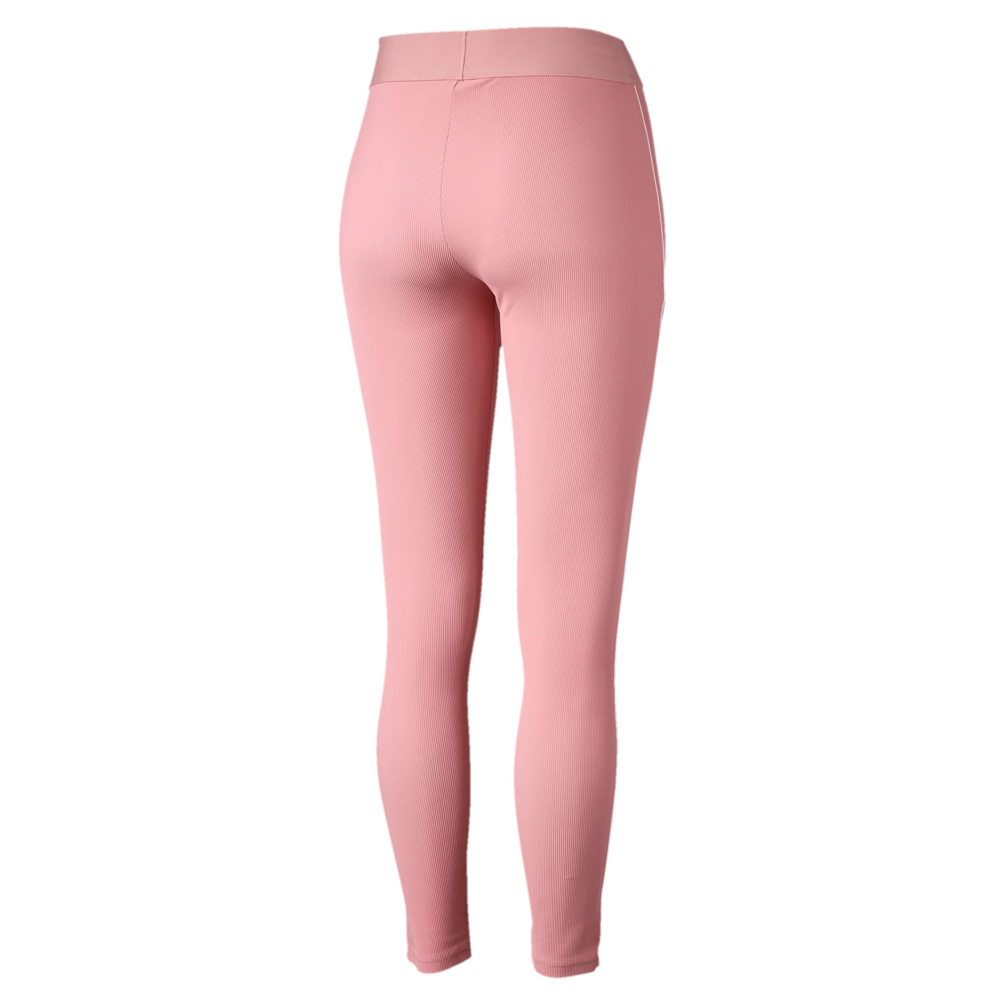 Thumbnail 5 of Classics Rib Women's Leggings, Bridal Rose, medium
