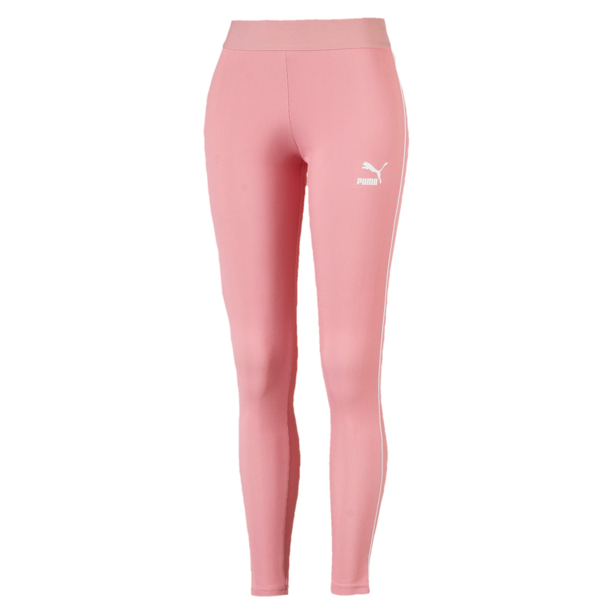 Thumbnail 1 of Classics Rib Women's Leggings, Bridal Rose, medium