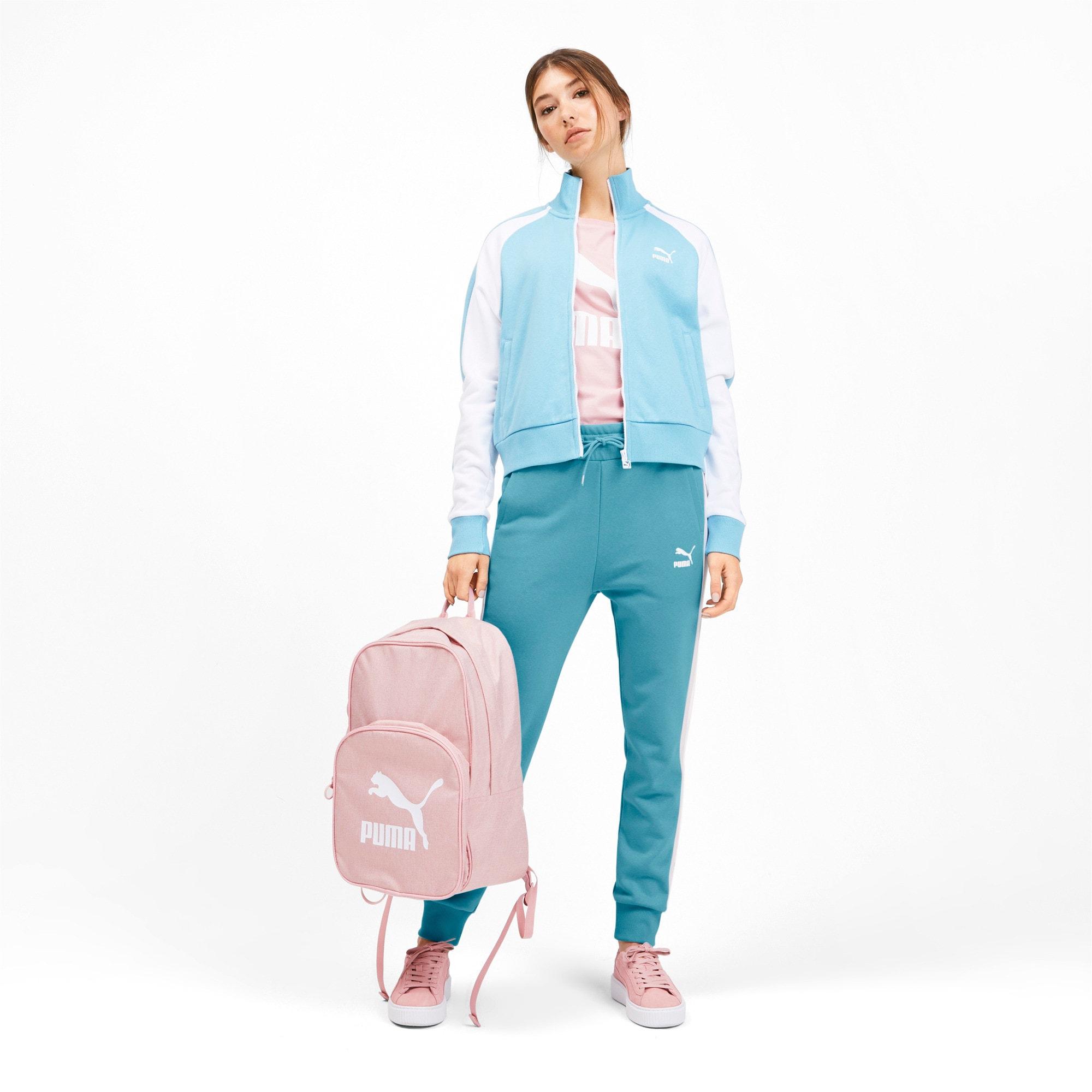 Thumbnail 4 of Pantalon de survêtement tricoté Classics T7 pour femme, Milky Blue, medium