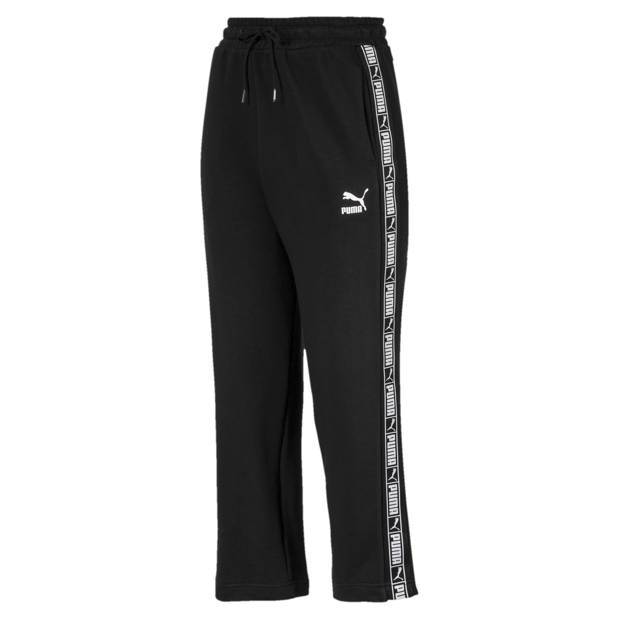 Thumbnail 1 of Classics Women's Track Pants, Puma Black, medium