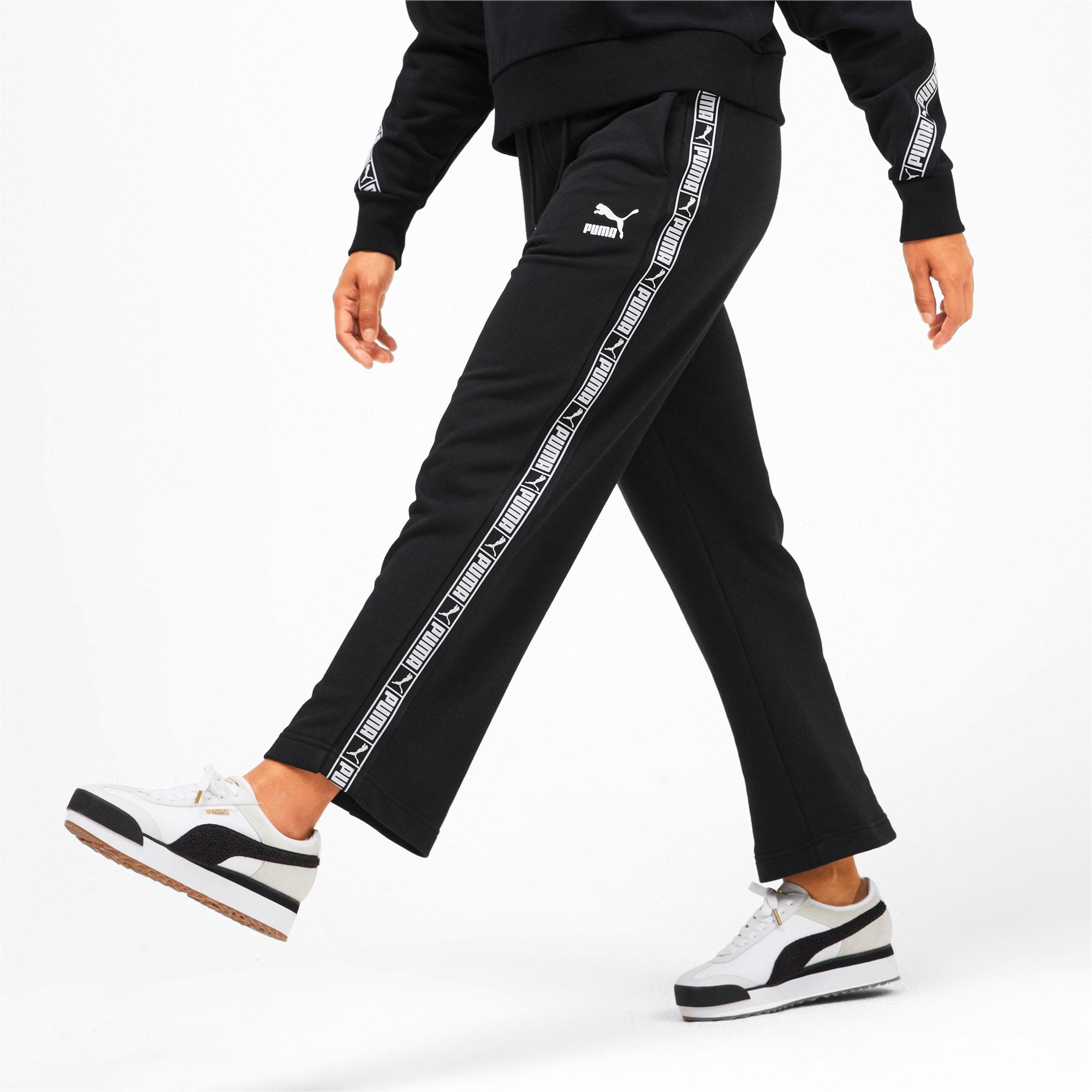 Thumbnail 2 of Classics Women's Track Pants, Puma Black, medium