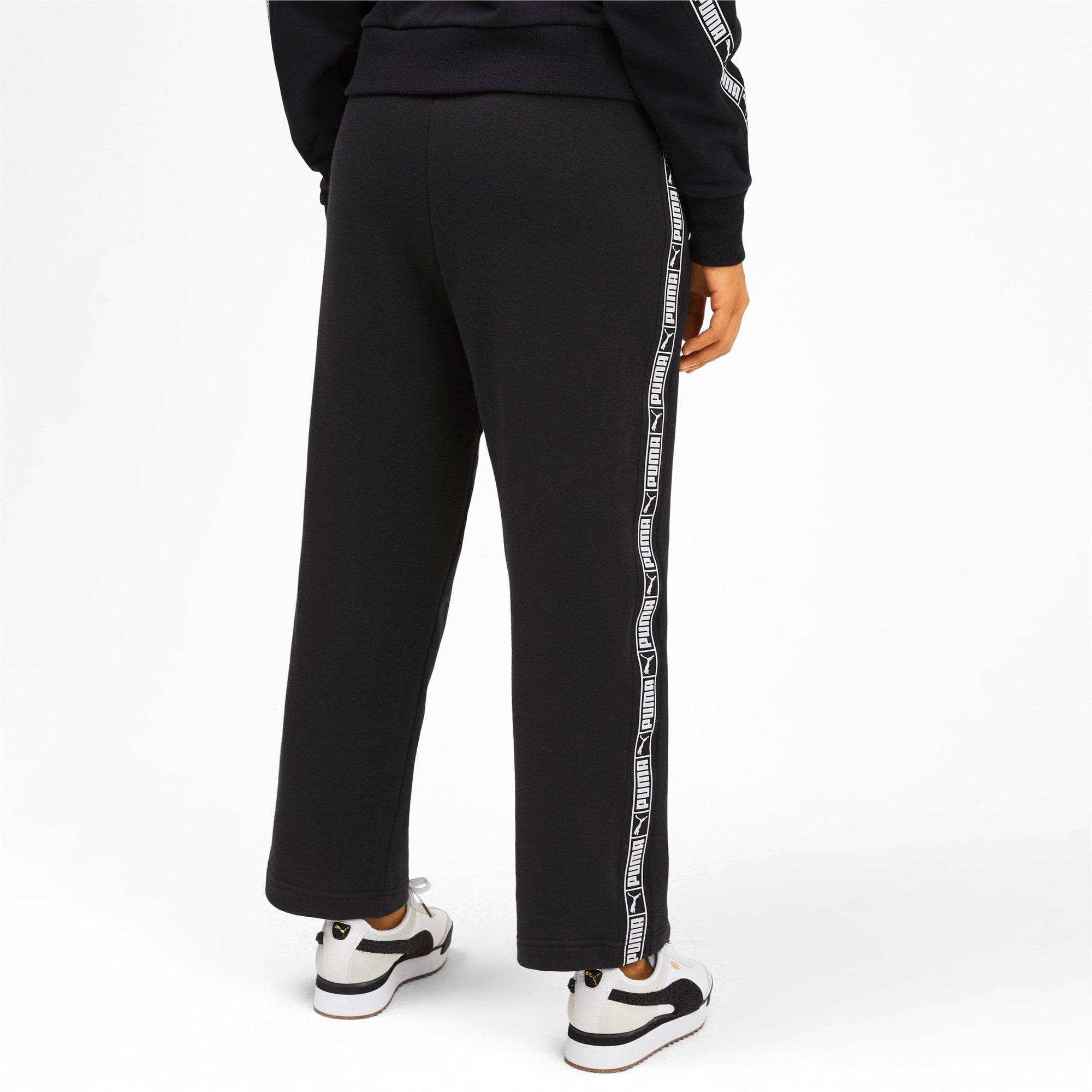 Thumbnail 3 of Classics Women's Track Pants, Puma Black, medium
