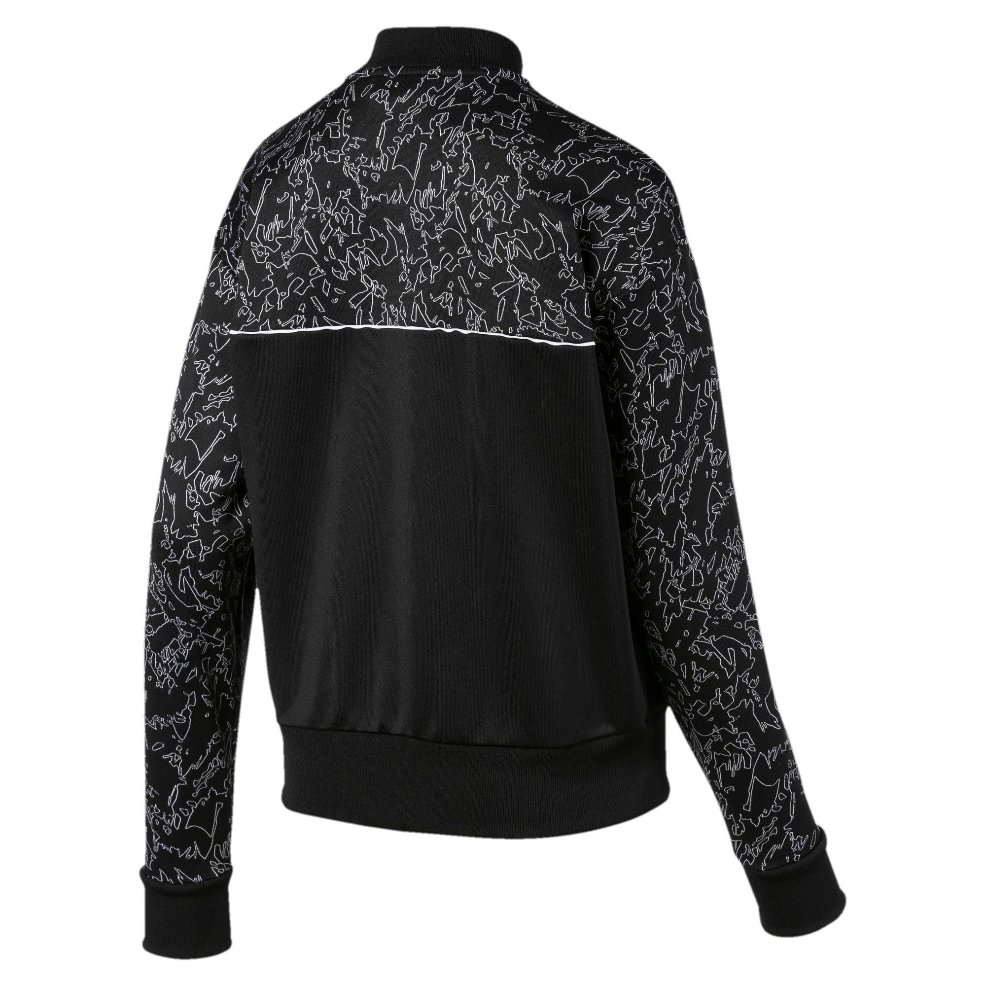 Thumbnail 5 of Full Zip Women's Track Jacket, Puma Black, medium
