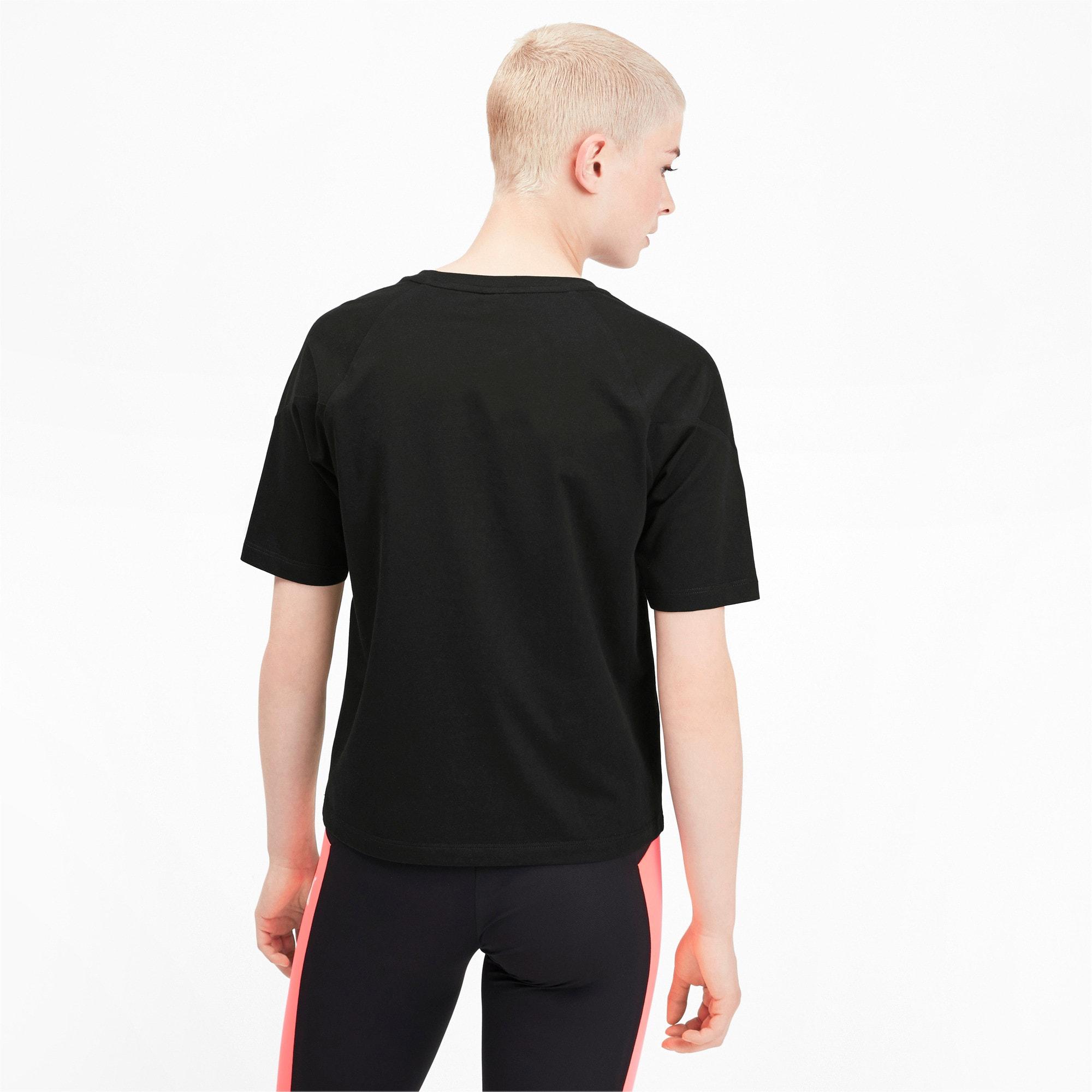 Miniatura 2 de Camiseta PUMA XTG en colores combinados para mujer, Puma Black, mediano