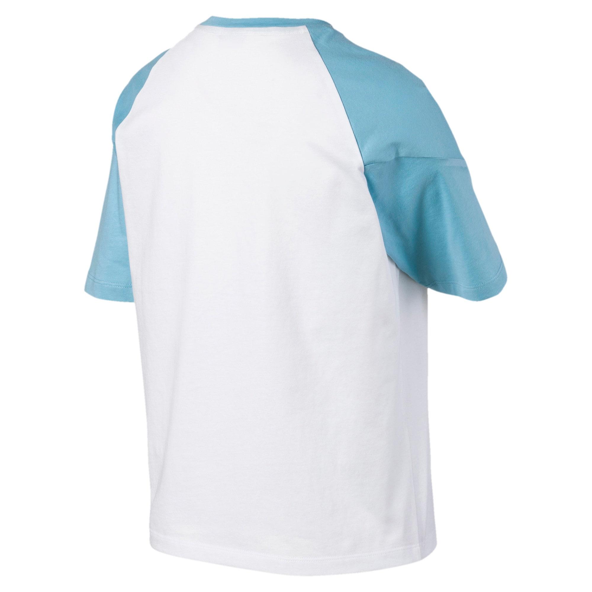 Miniatura 5 de Camiseta PUMA XTG en colores combinados para mujer, Puma White, mediano
