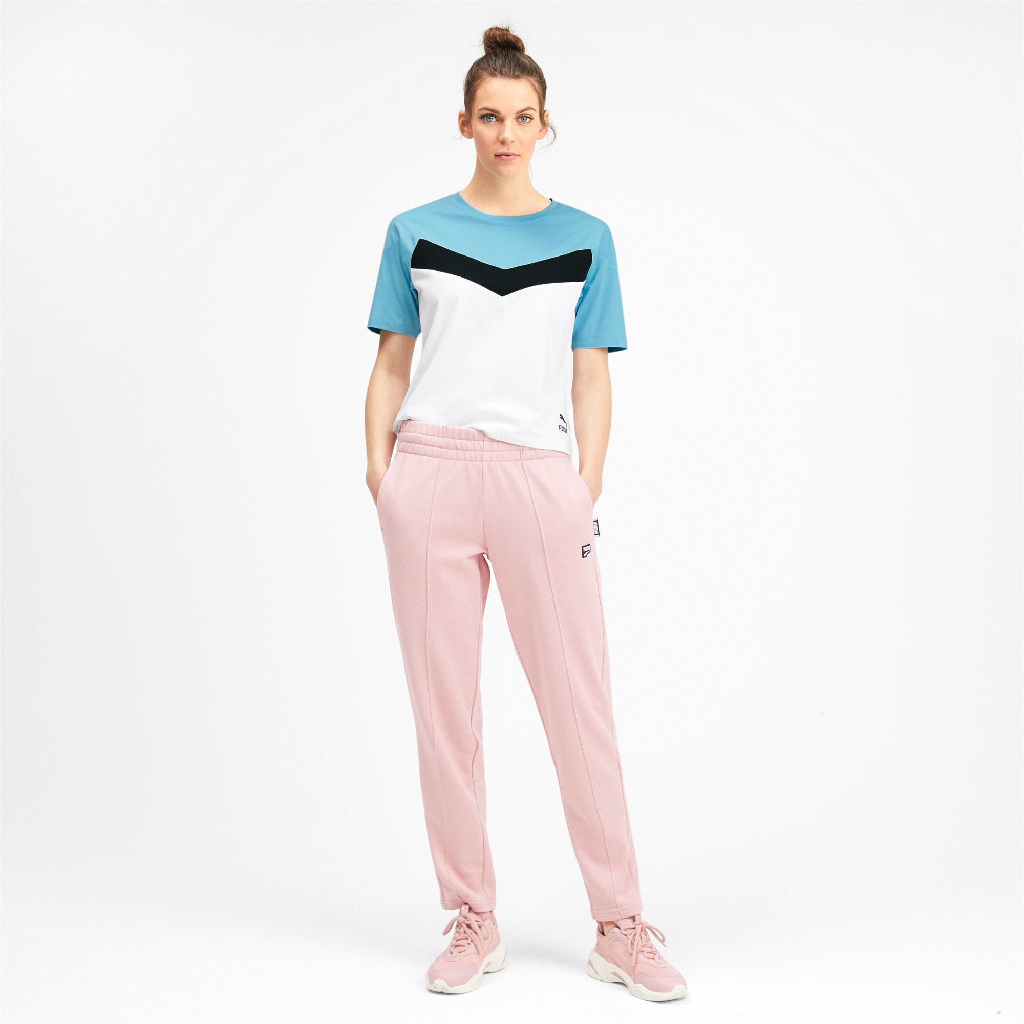 Miniatura 3 de Camiseta PUMA XTG en colores combinados para mujer, Puma White, mediano