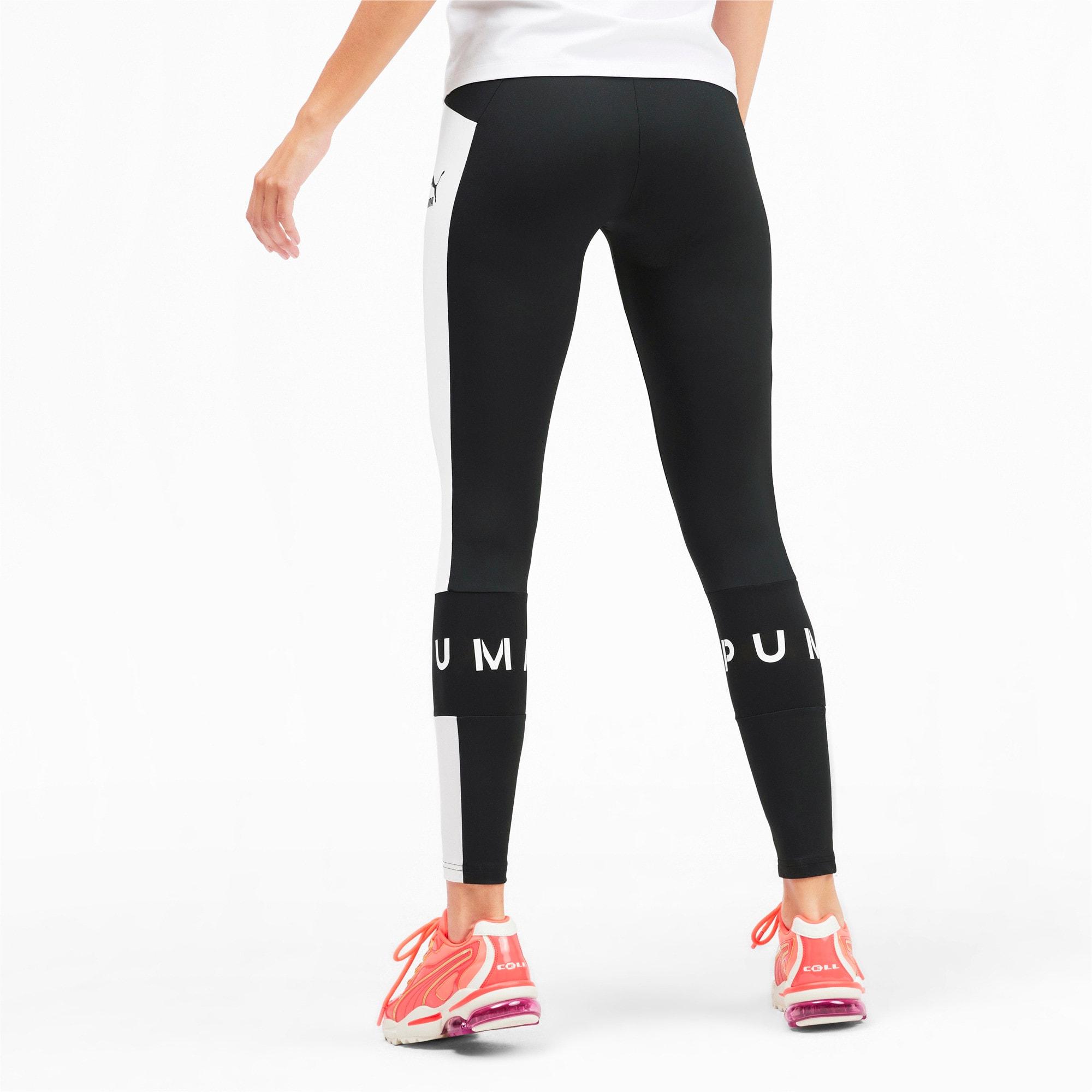Miniatura 2 de Leggings PUMA XTG para mujer, Puma Black, mediano