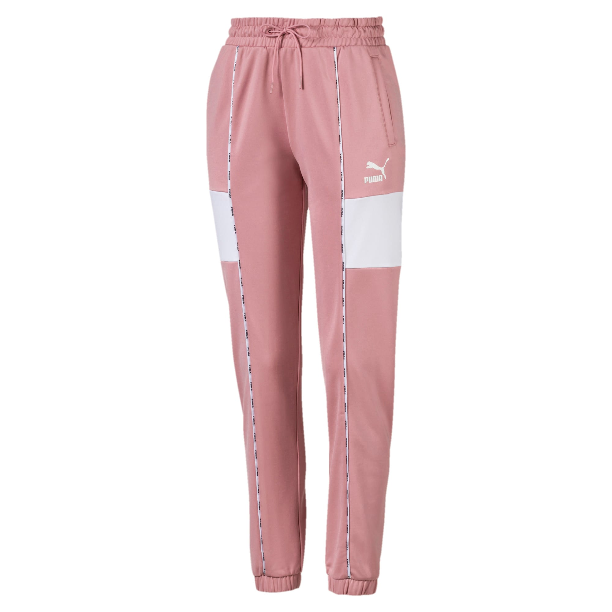Miniatura 1 de Pantalones deportivos PUMA XTG para mujer, Bridal Rose, mediano