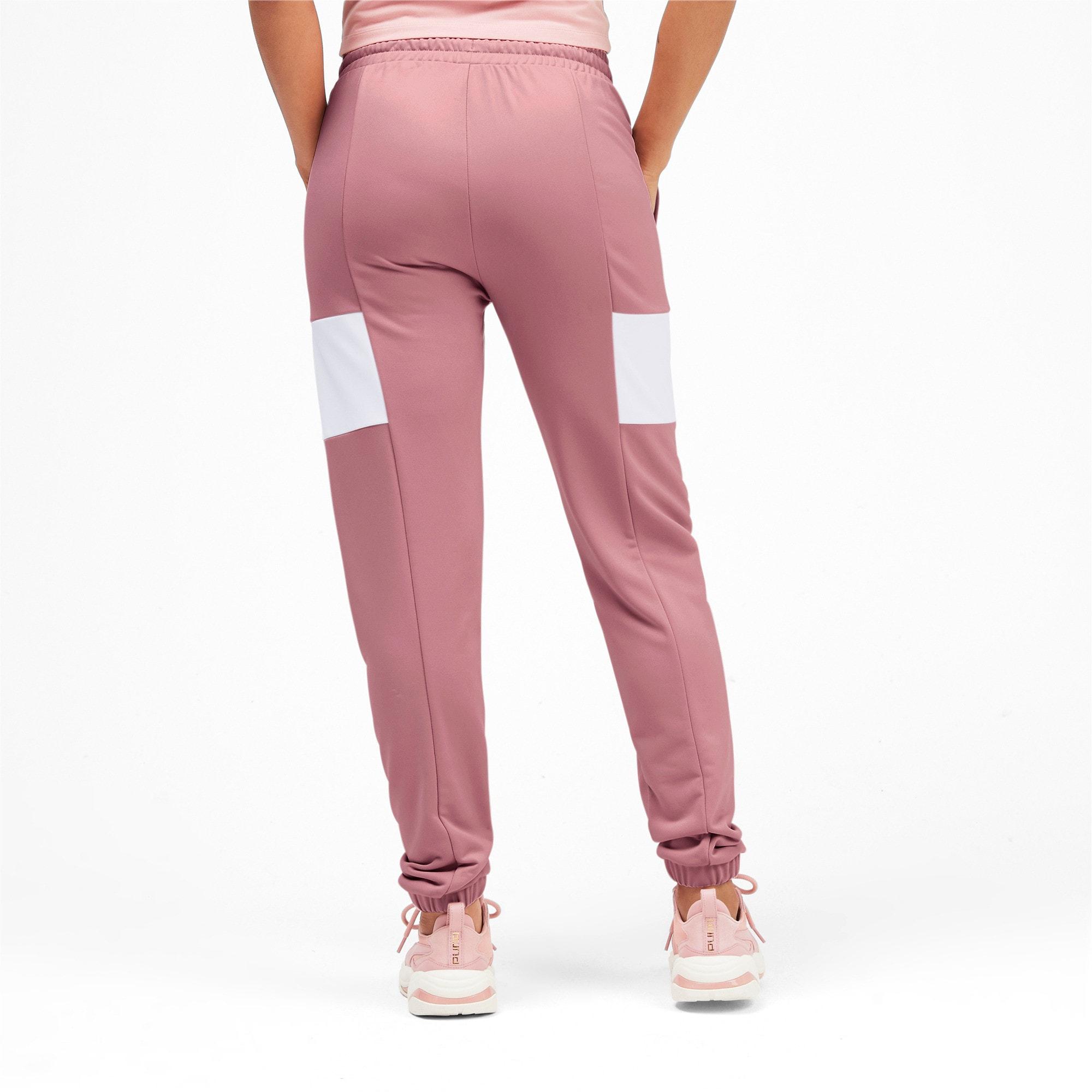 Miniatura 3 de Pantalones deportivos PUMA XTG para mujer, Bridal Rose, mediano