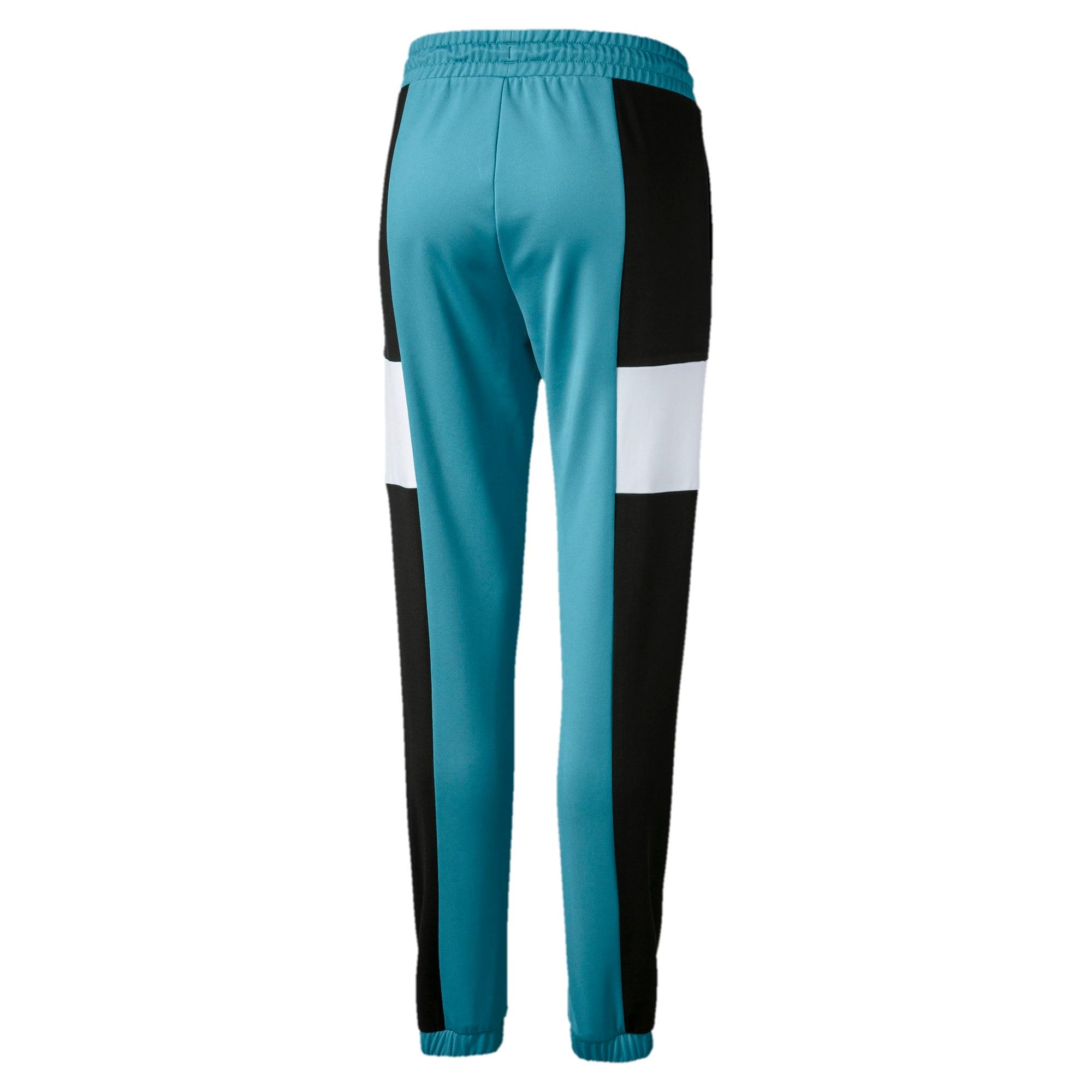 Miniatura 5 de Pantalones deportivos PUMA XTG para mujer, Milky Blue, mediano