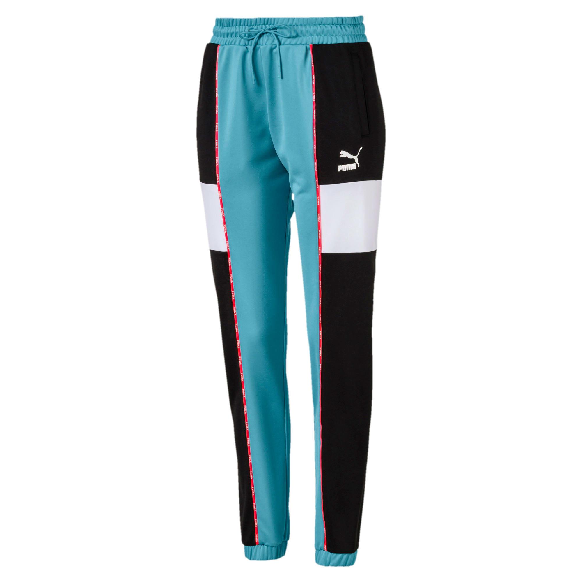 Miniatura 4 de Pantalones deportivos PUMA XTG para mujer, Milky Blue, mediano