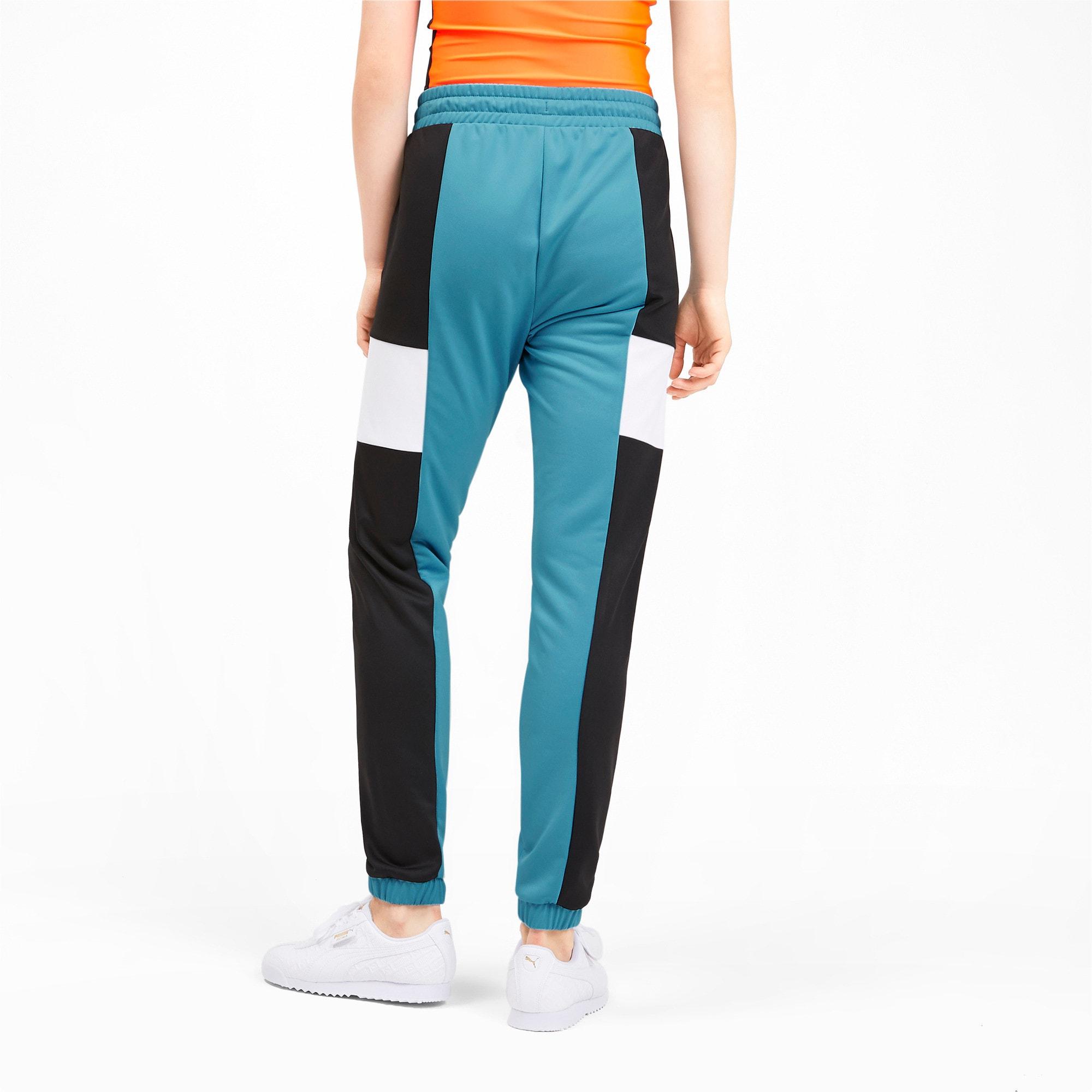 Miniatura 2 de Pantalones deportivos PUMA XTG para mujer, Milky Blue, mediano