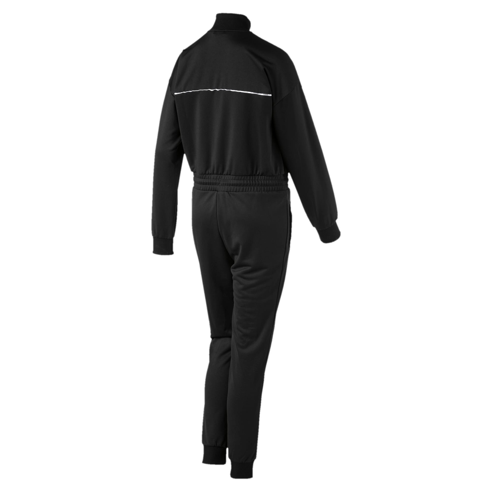 Thumbnail 5 of PUMA XTG Women's Jumpsuit, Puma Black, medium