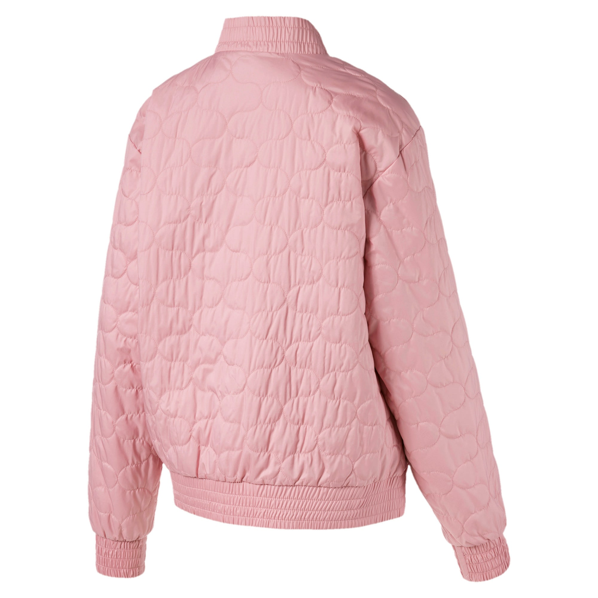 Thumbnail 5 of Woven Women's Bomber Jacket, Bridal Rose, medium