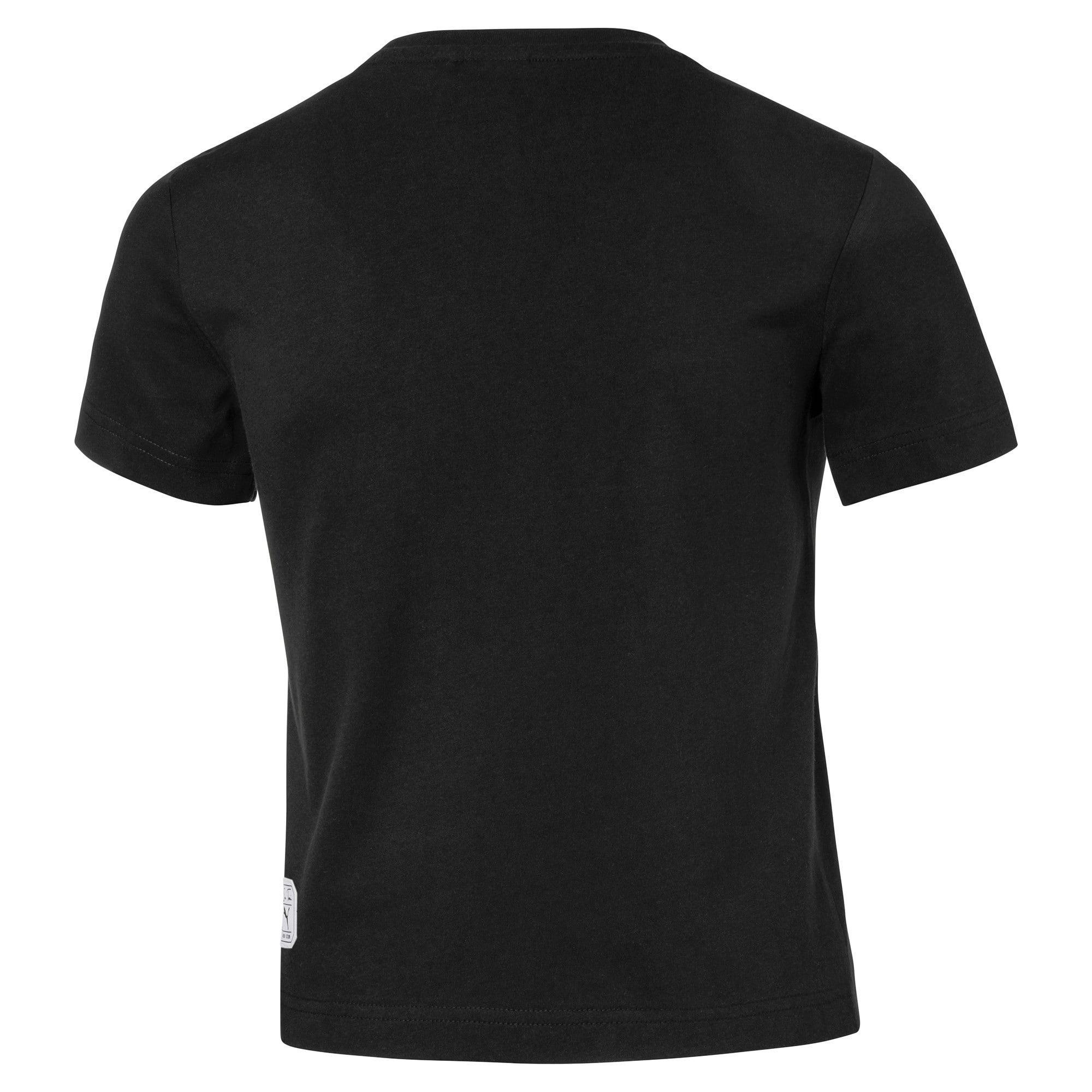 Miniatura 2 de Camiseta PUMA x SUE TSAI de mujer, Puma Black, mediano