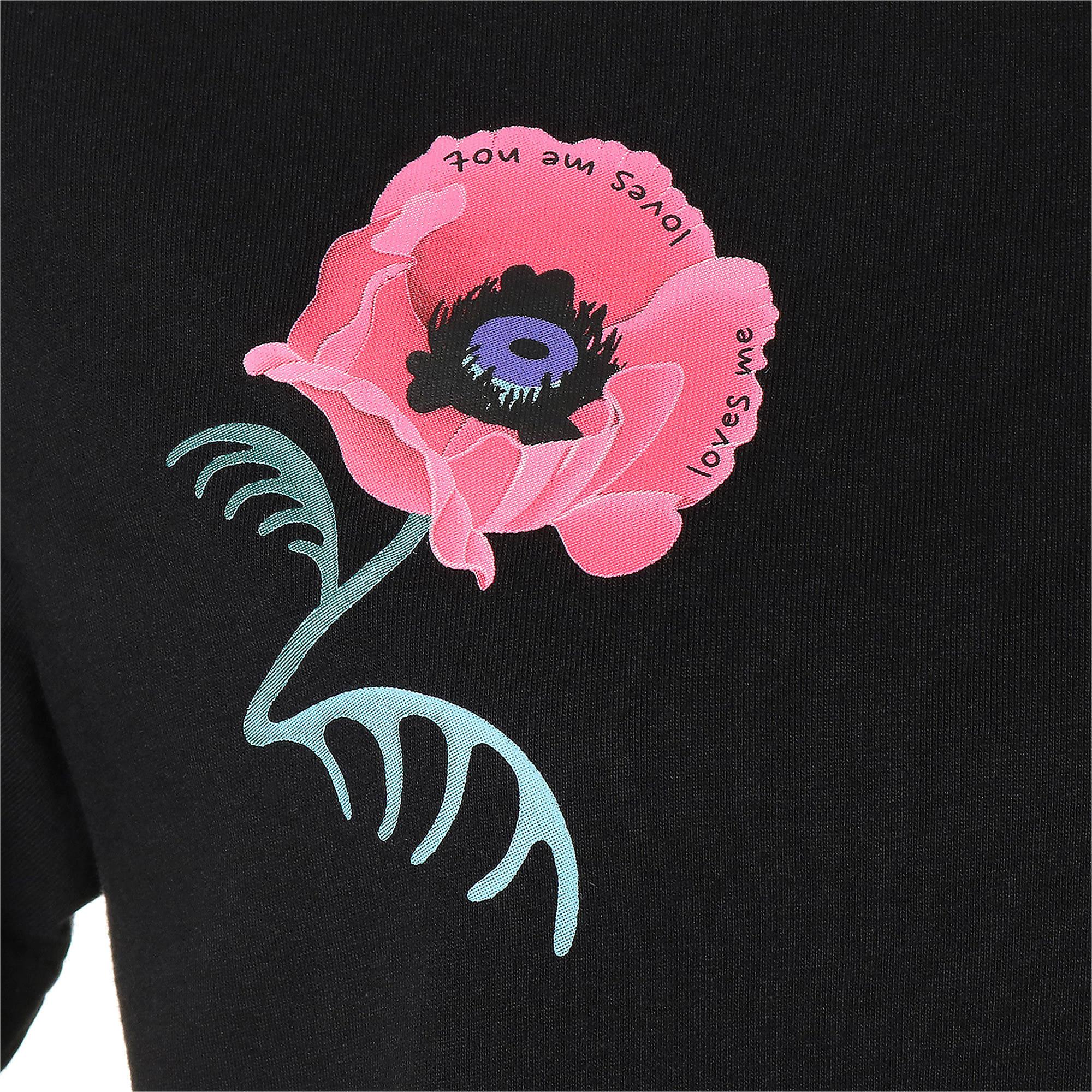 Thumbnail 7 of PUMA x SUE TSAI ウィメンズ Tシャツ, Puma Black, medium-JPN