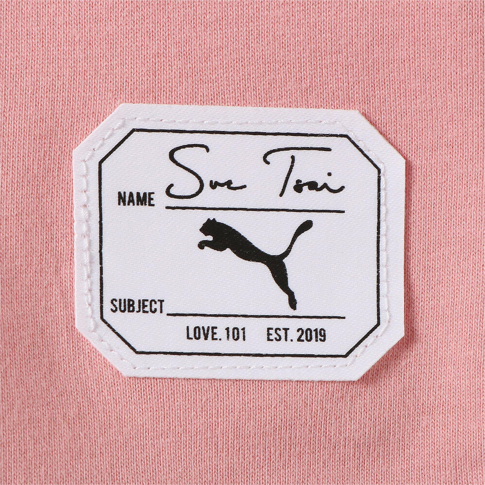 Thumbnail 7 of PUMA x SUE TSAI ウィメンズ Tシャツ, Bridal Rose, medium-JPN