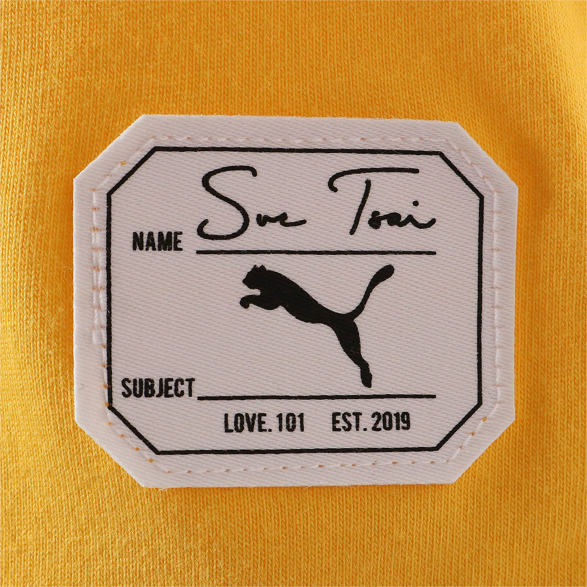 Thumbnail 4 of PUMA x SUE TSAI ウィメンズ Tシャツ, Daffodil, medium-JPN
