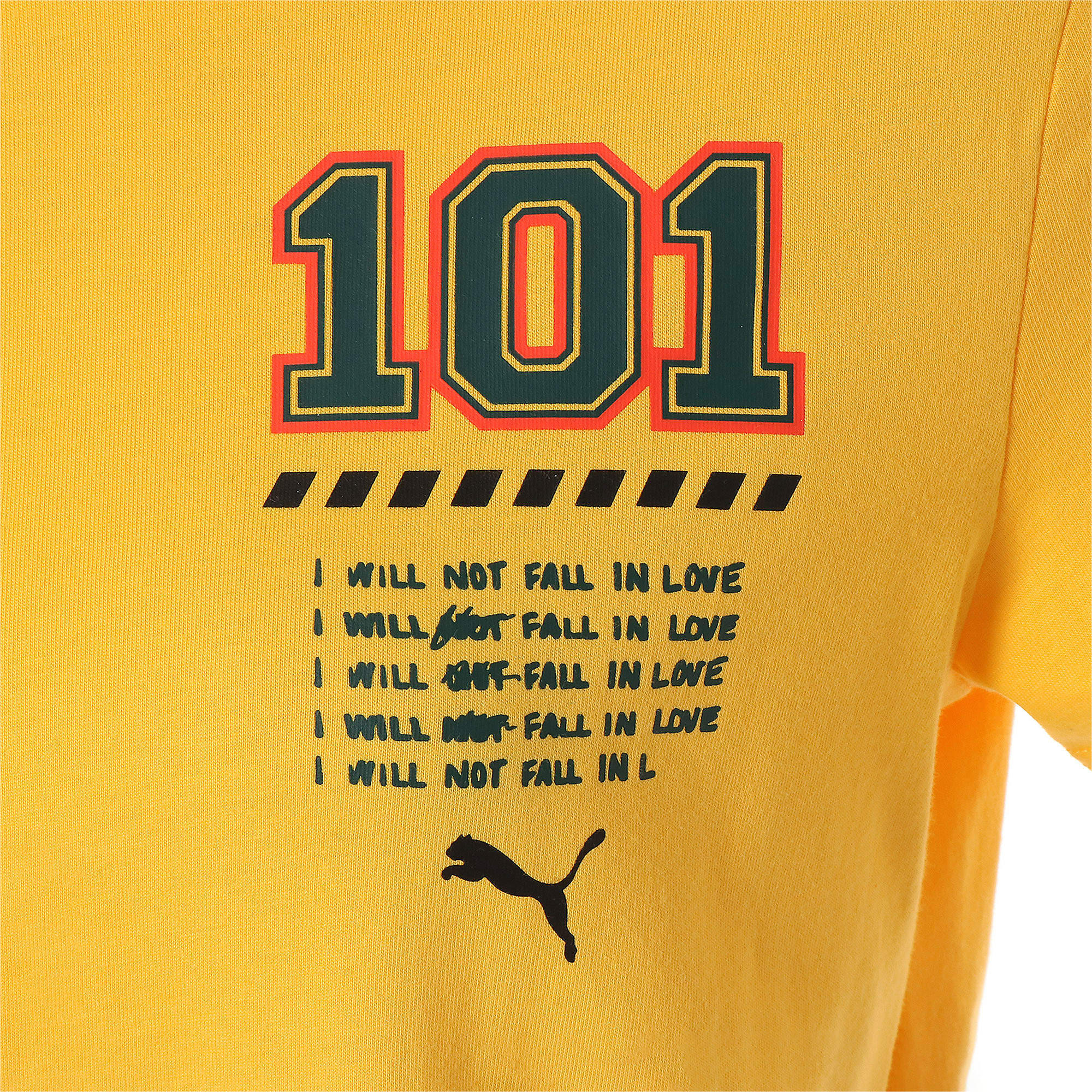 Thumbnail 7 of PUMA x SUE TSAI ウィメンズ Tシャツ, Daffodil, medium-JPN