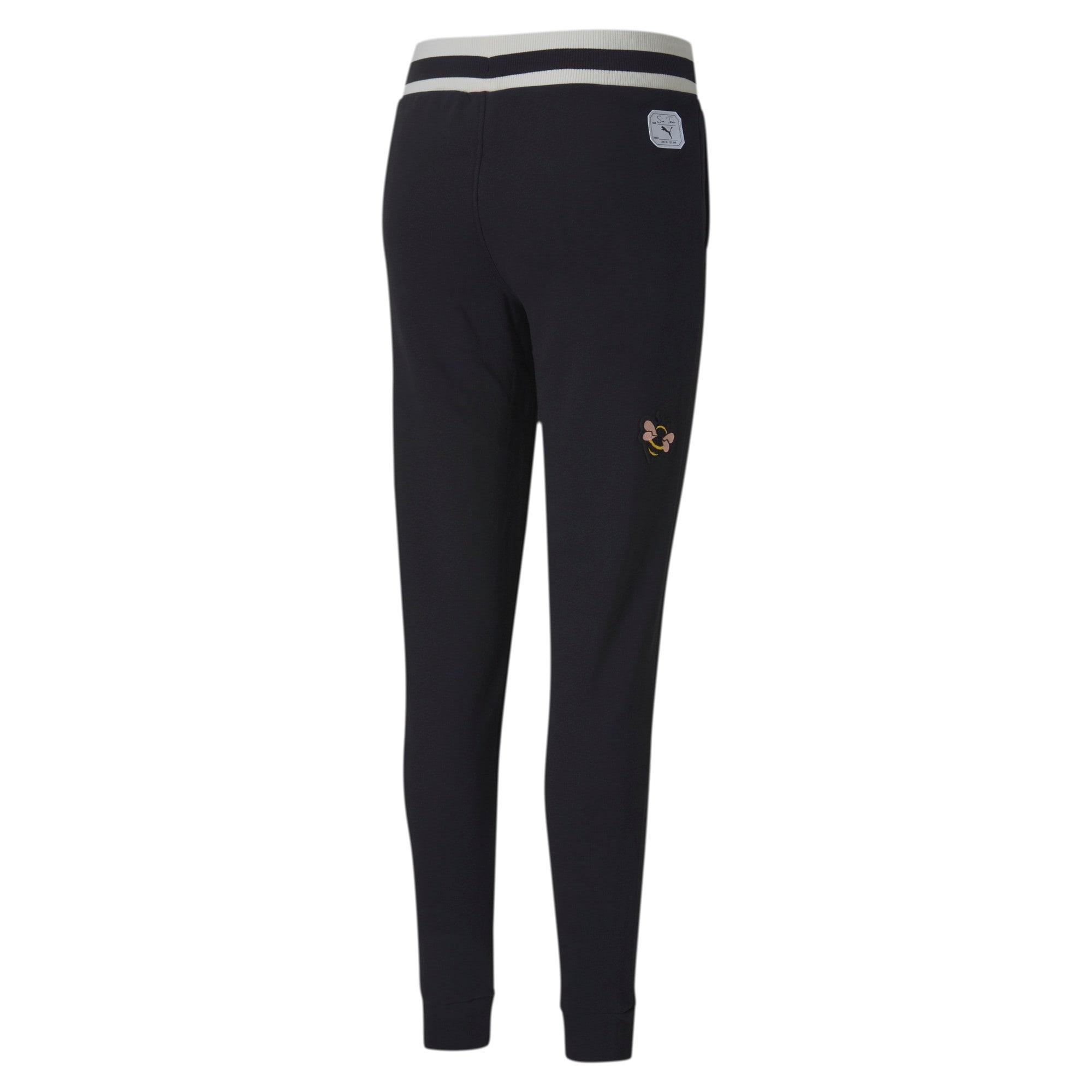 Thumbnail 1 of PUMA x SUE TSAI Women's Sweatpants, Puma Black, medium