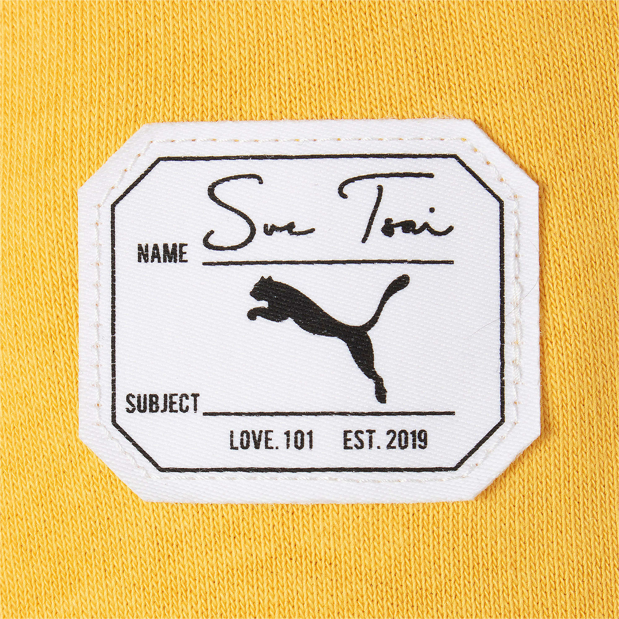 Thumbnail 4 of PUMA x SUE TSAI ウィメンズ スウェットパンツ, Daffodil, medium-JPN