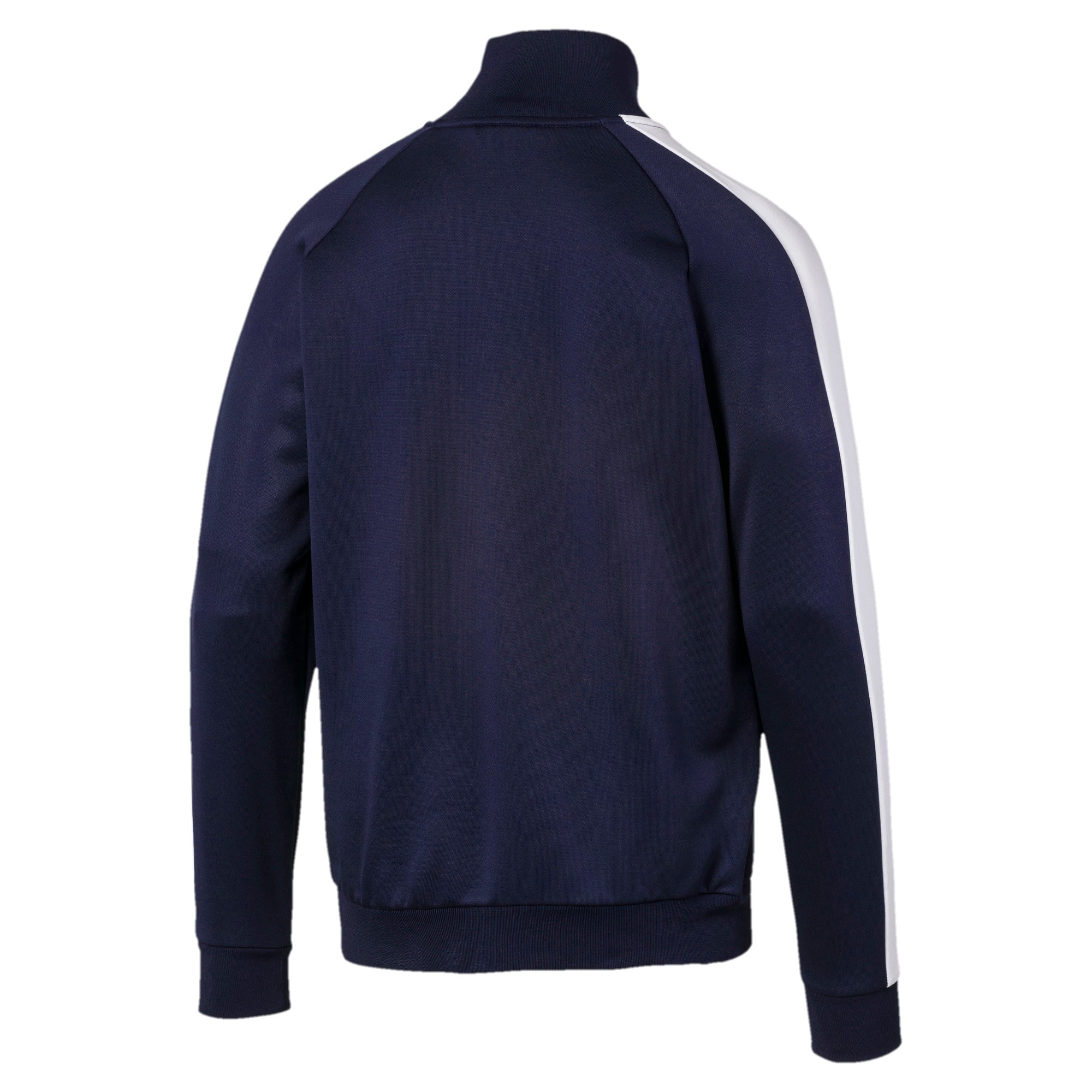 Thumbnail 5 of Iconic T7 Men's Track Jacket, Peacoat, medium