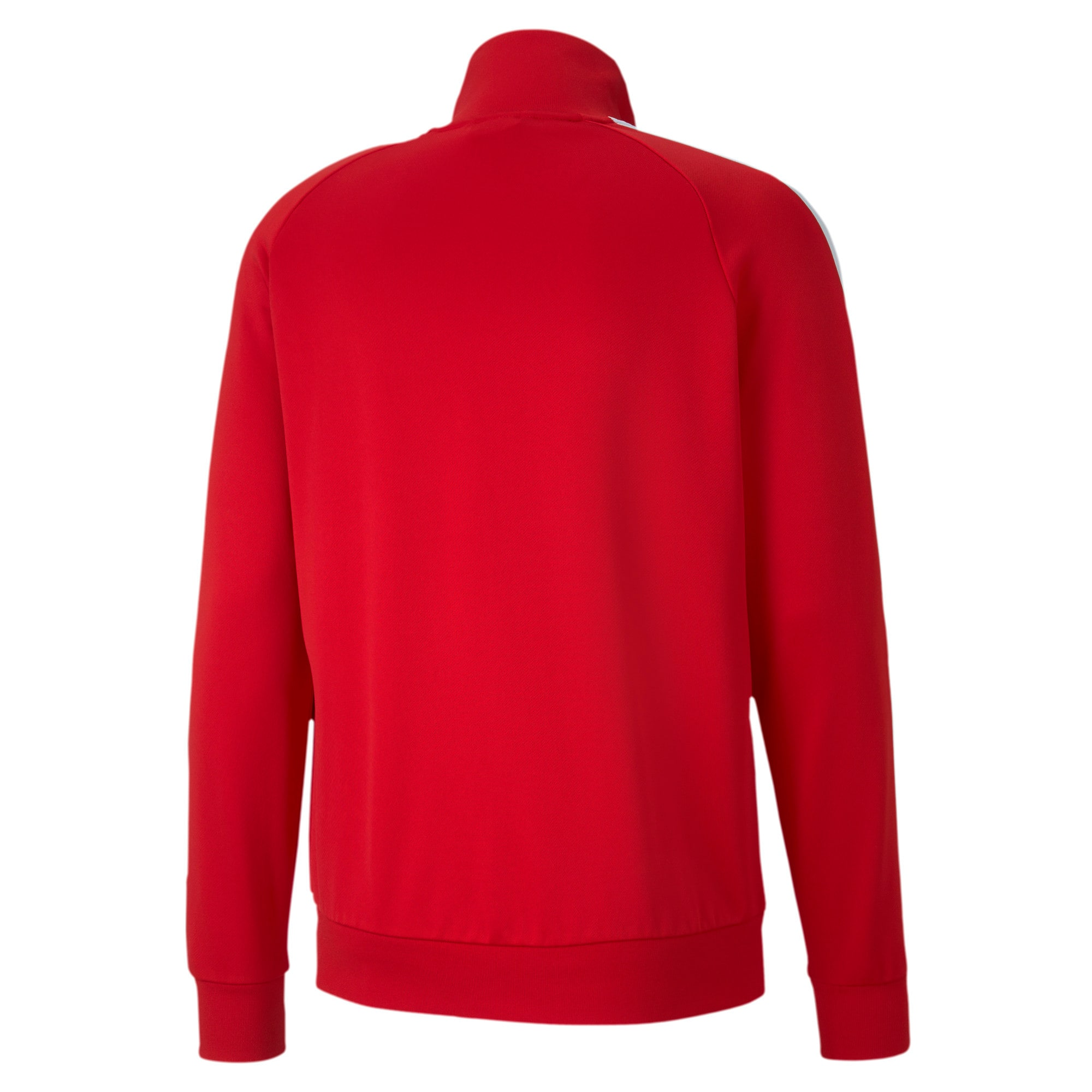 Thumbnail 5 of Iconic T7 Men's Track Jacket, High Risk Red, medium