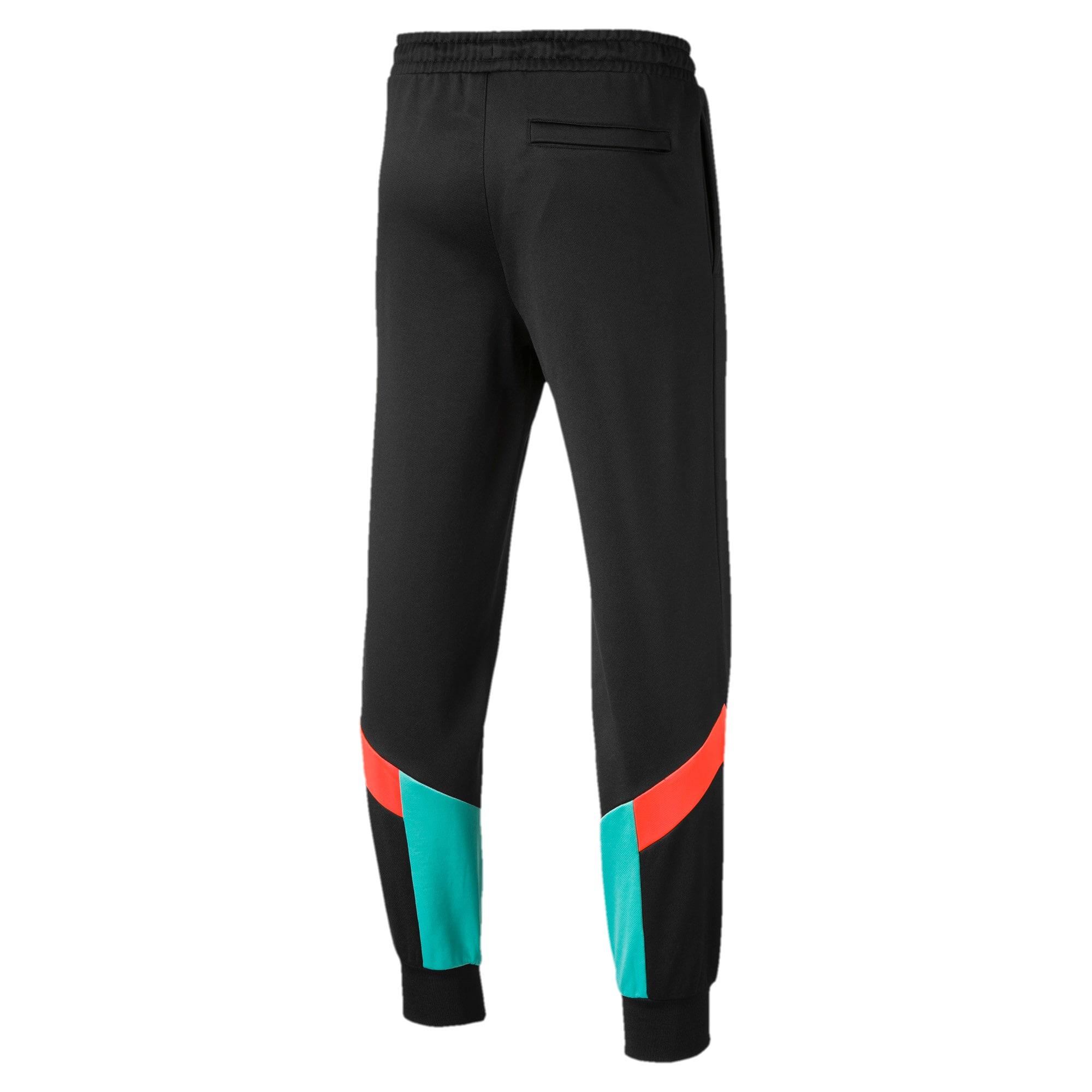 Thumbnail 5 of Iconic MCS Men's Track Pants, Puma Black, medium